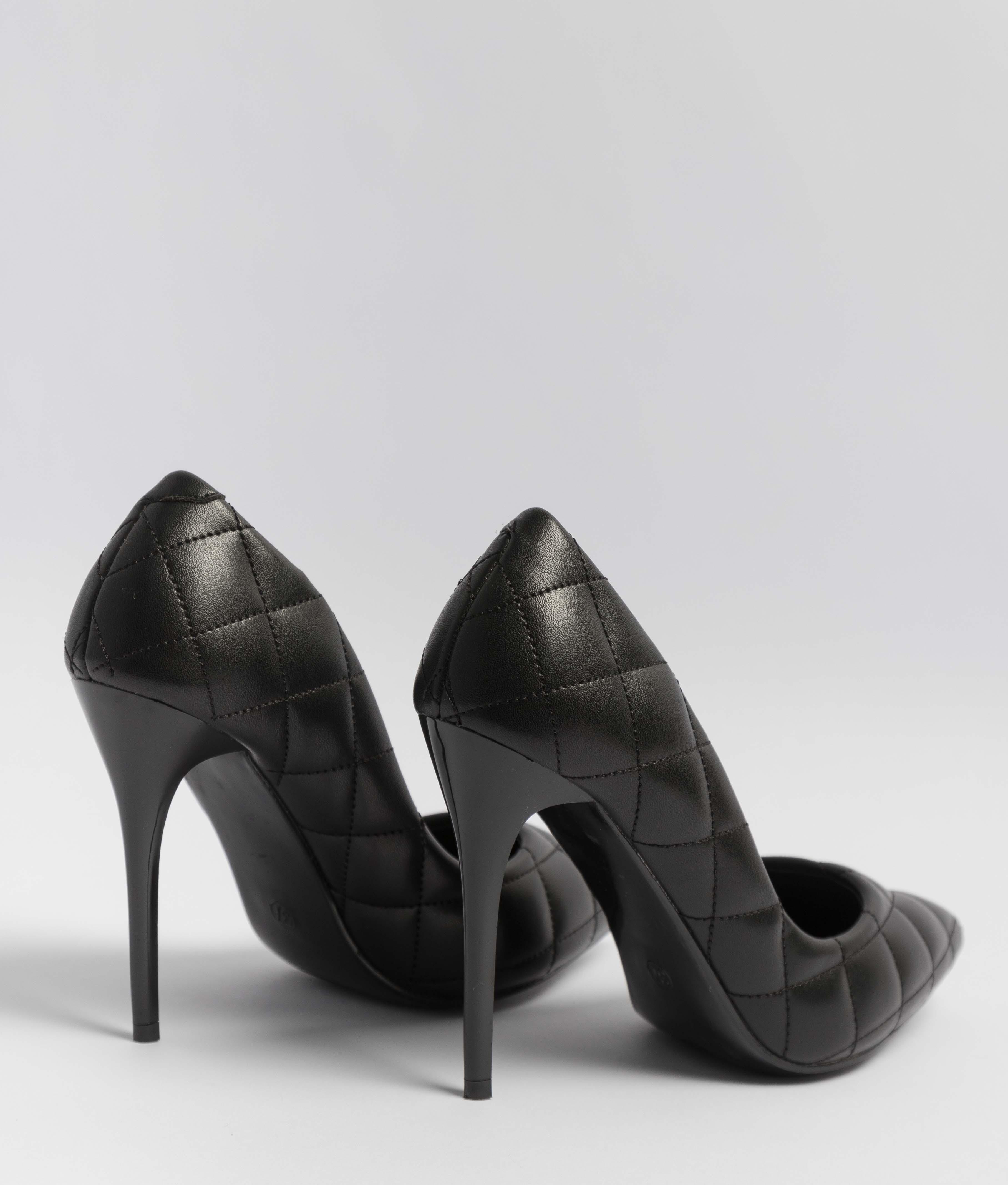 Zapato Satira - Noir