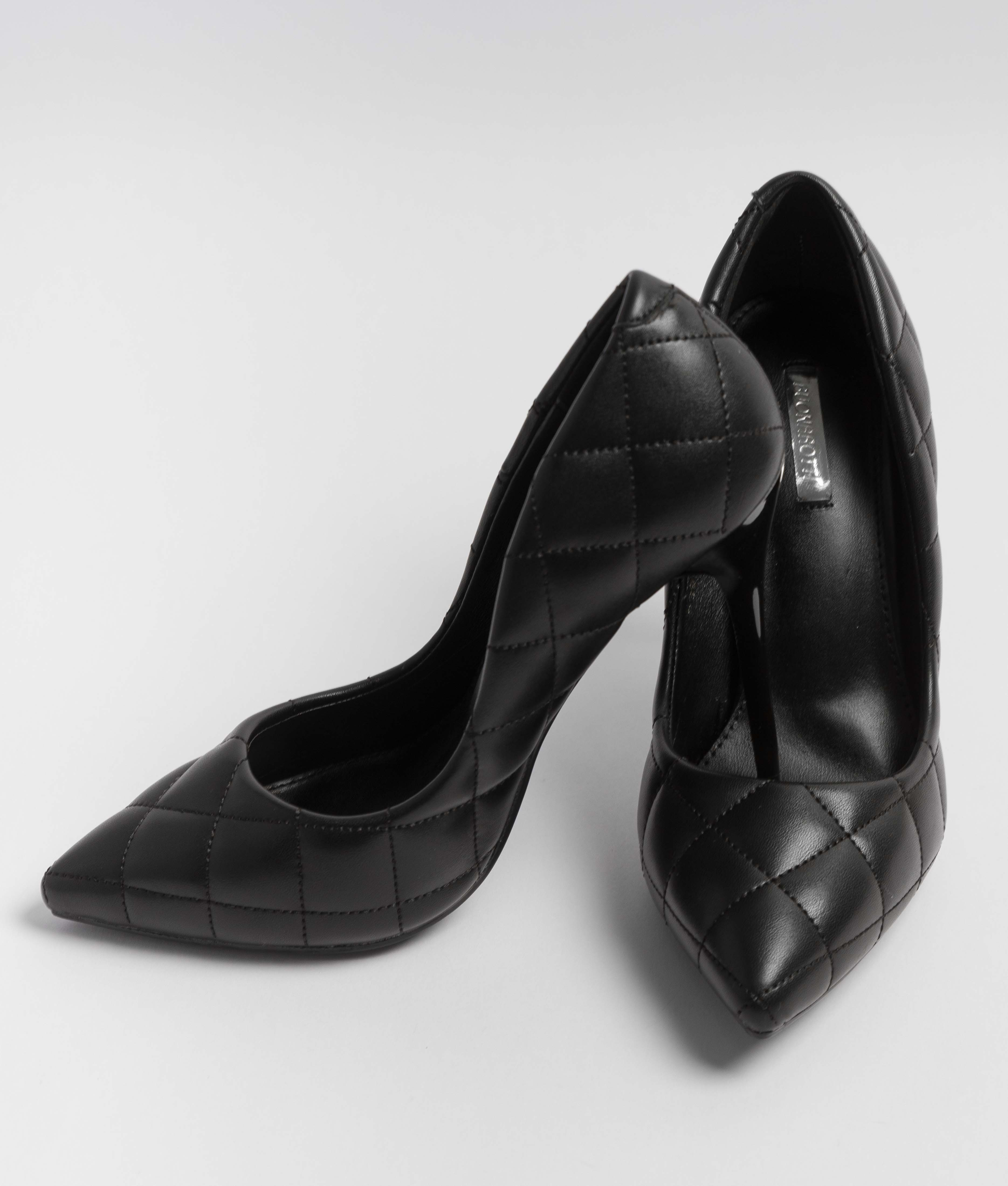 Zapato Satira - Nero
