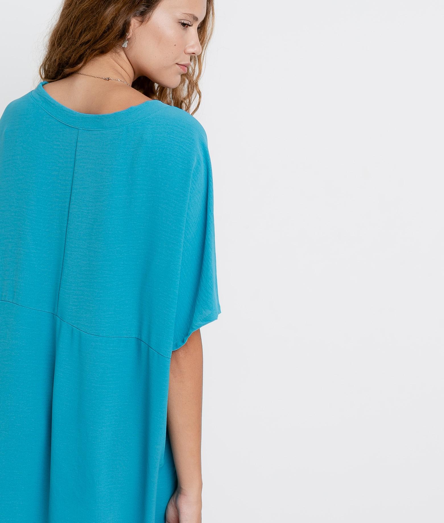 Vestido Luba - Azul