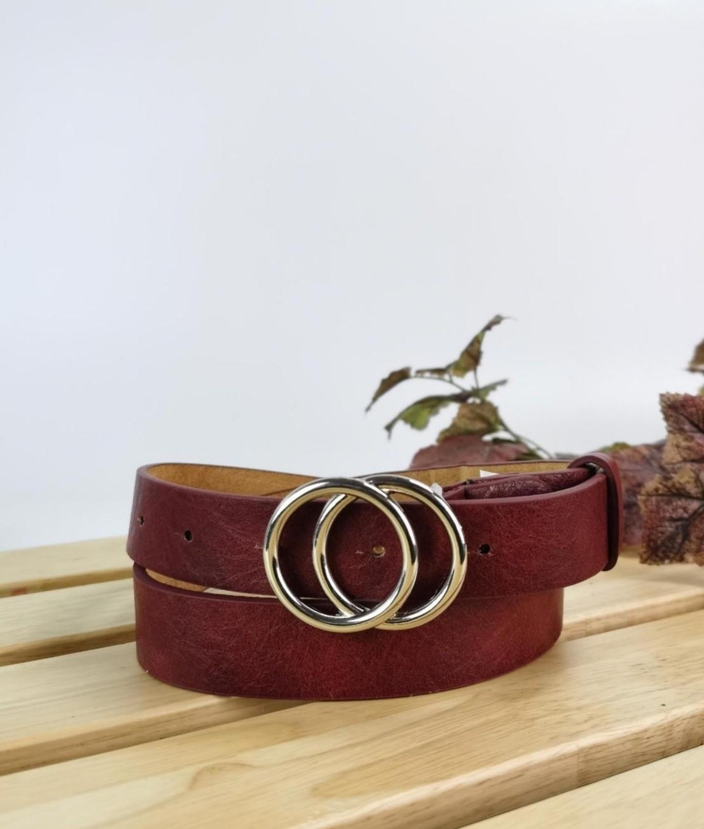 Nikita belt - red