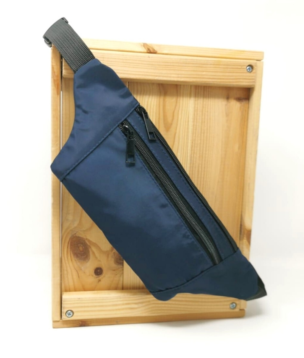 CATY BELT BAG - BLUE