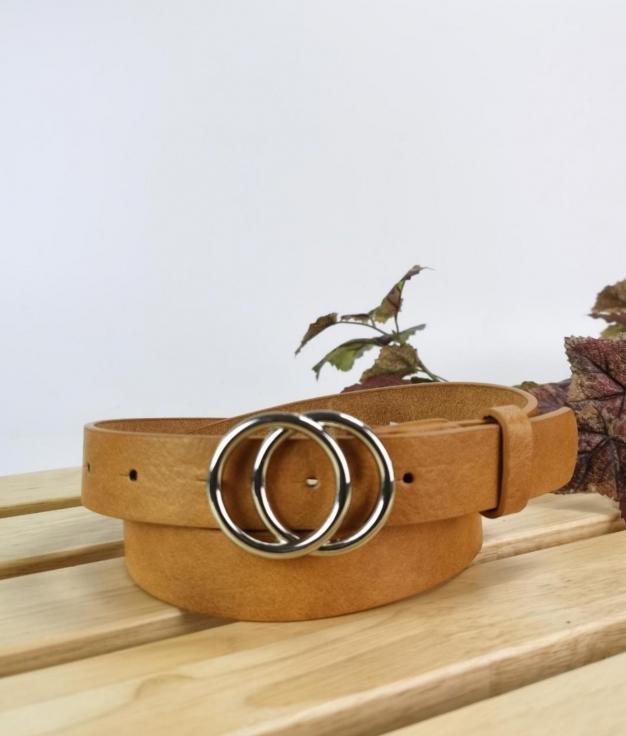 Cinturón Nikita - mostaza