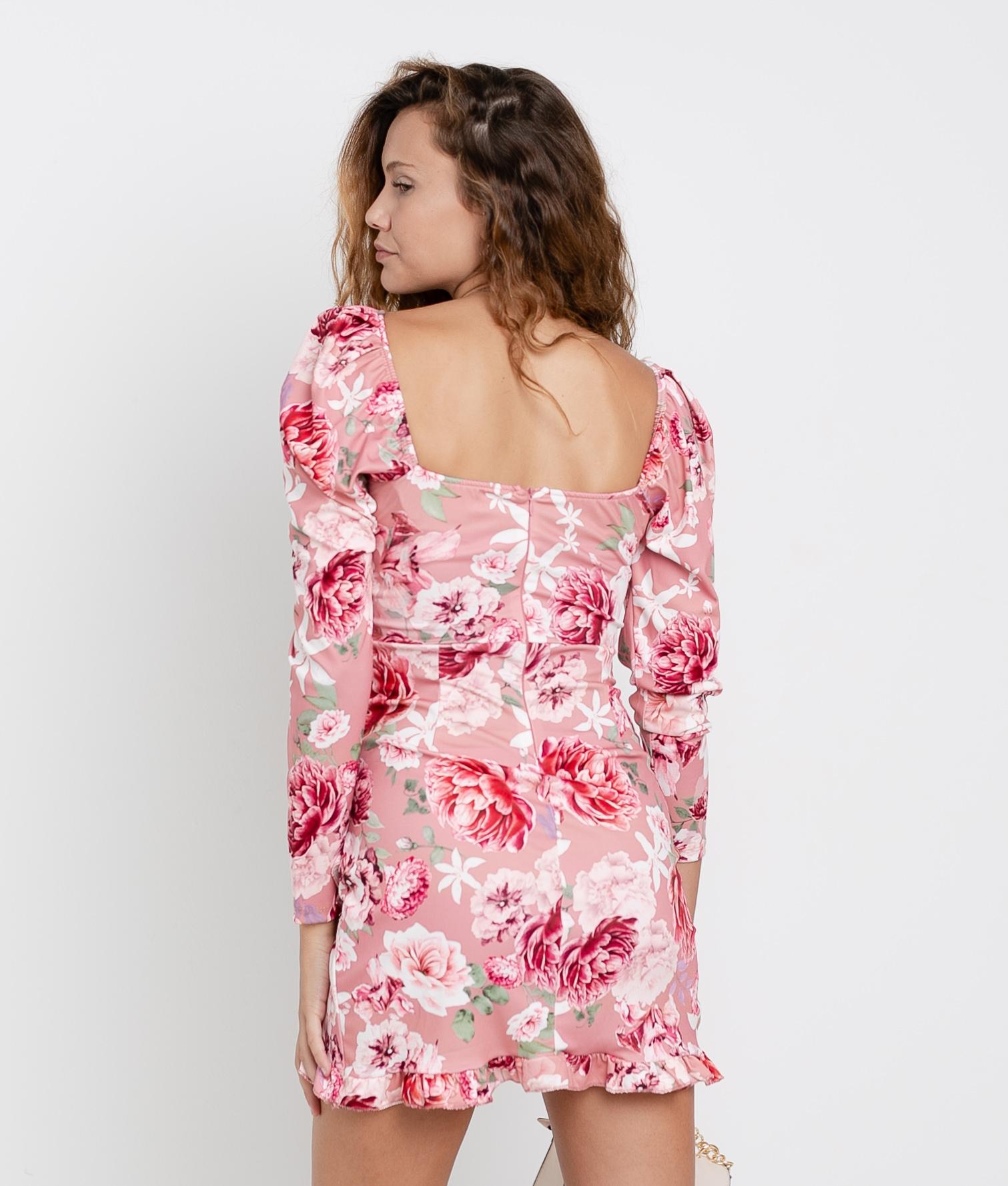 ARIYA DRESS - PINK