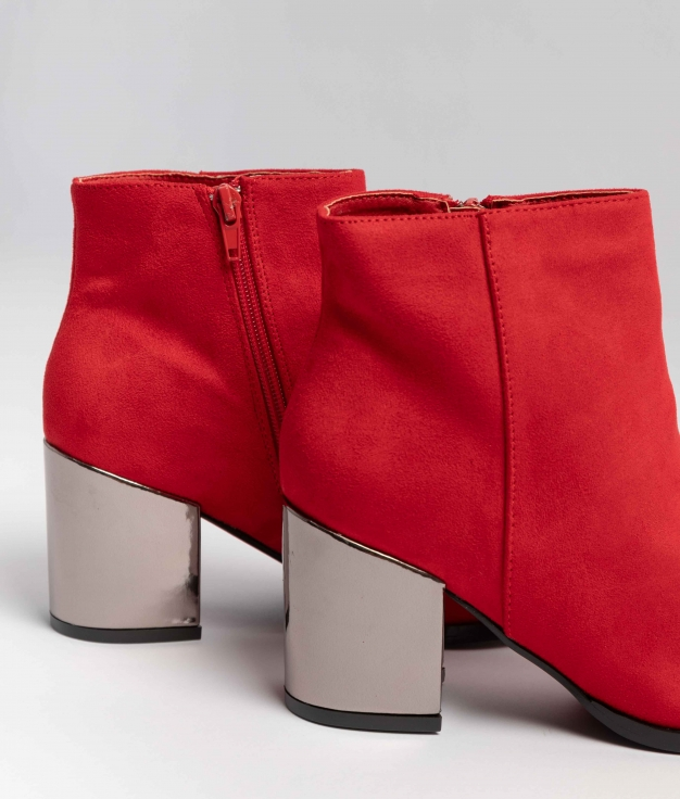 Boot Petite Sura - Rosso