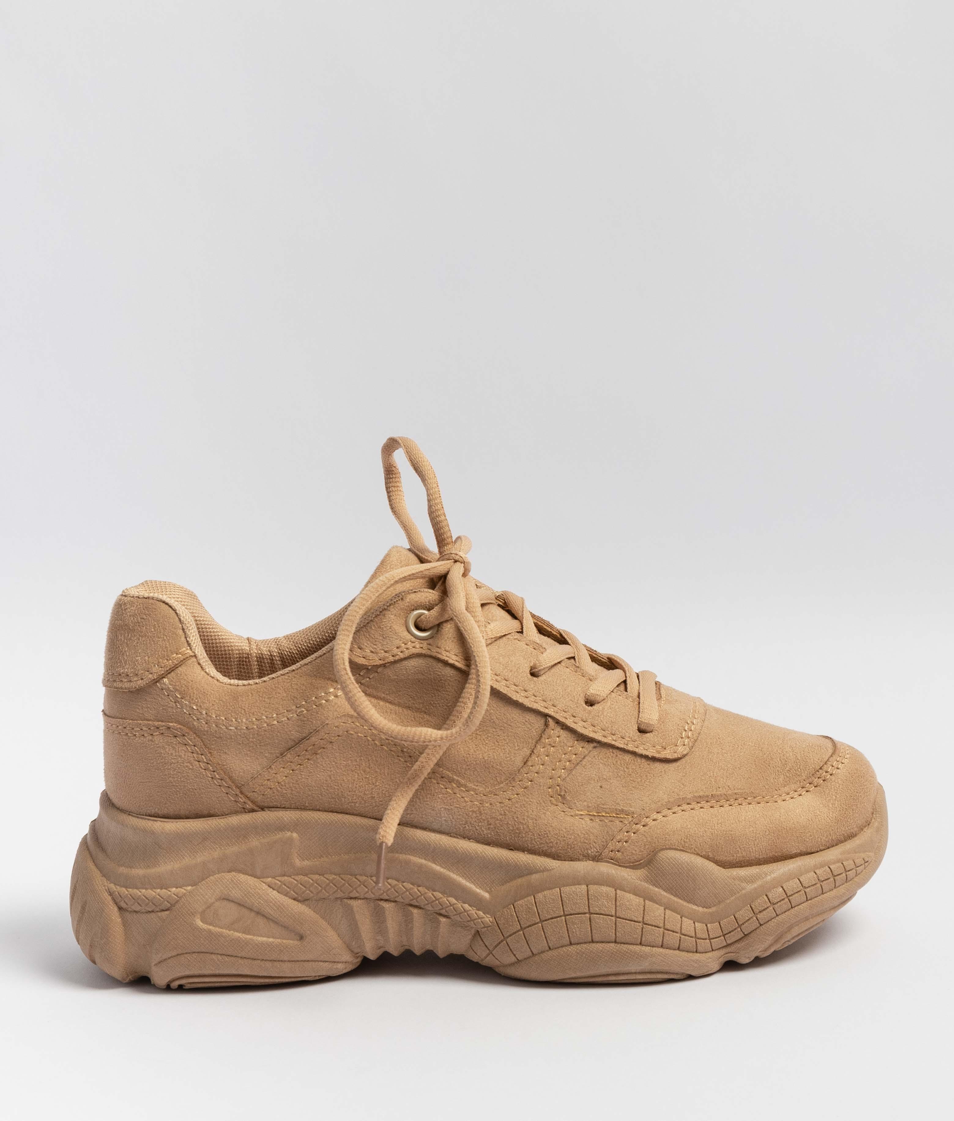 Sneakers Perta - Bege