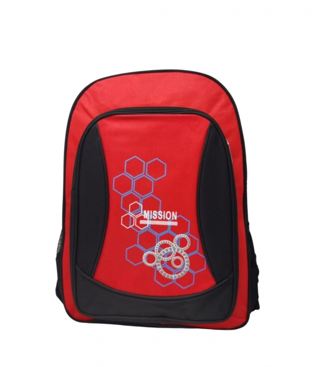 MISSION BACKPACK - RED