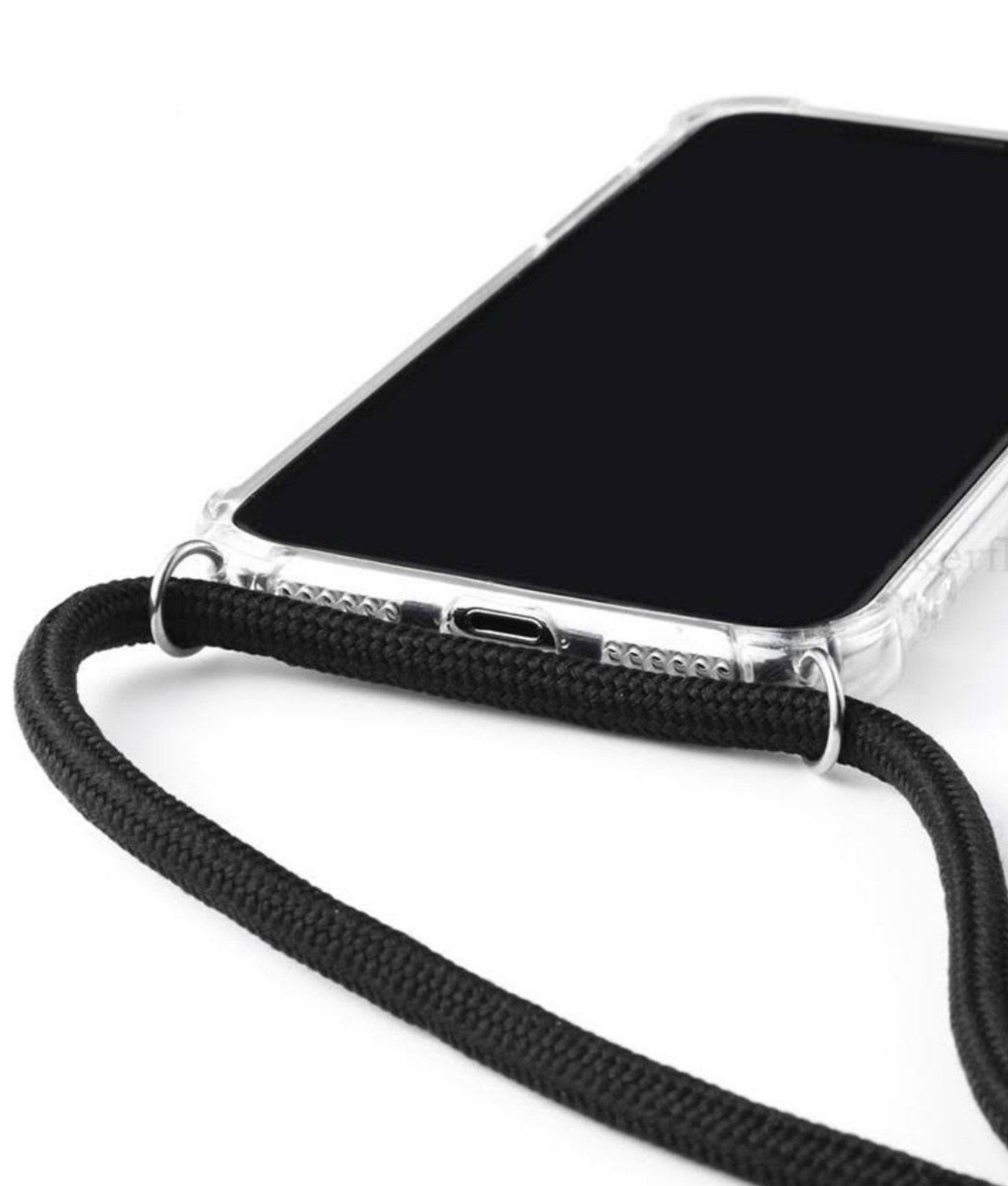Cord Iphone 11 Case - Black