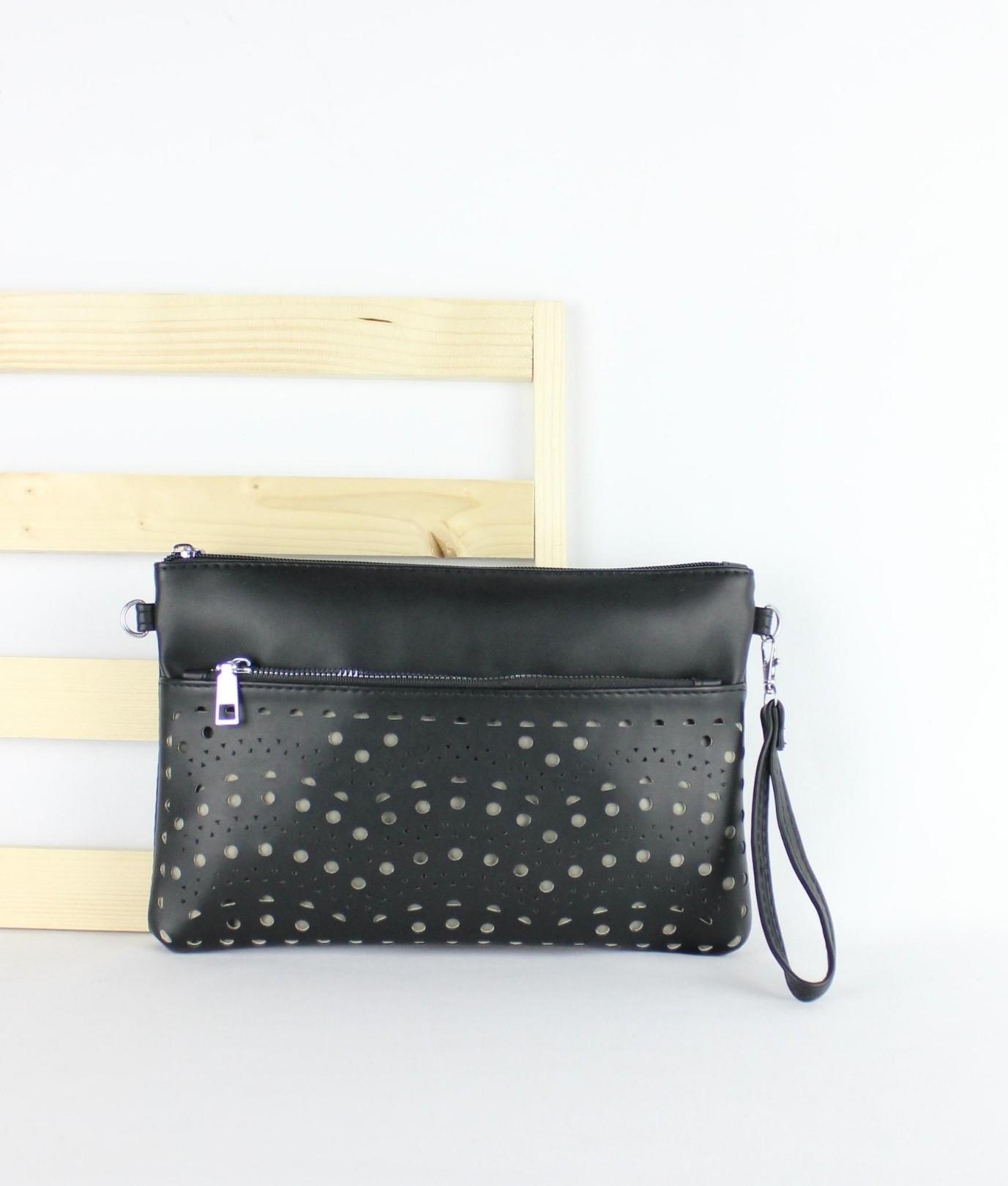 Wallet Sabrina - Black