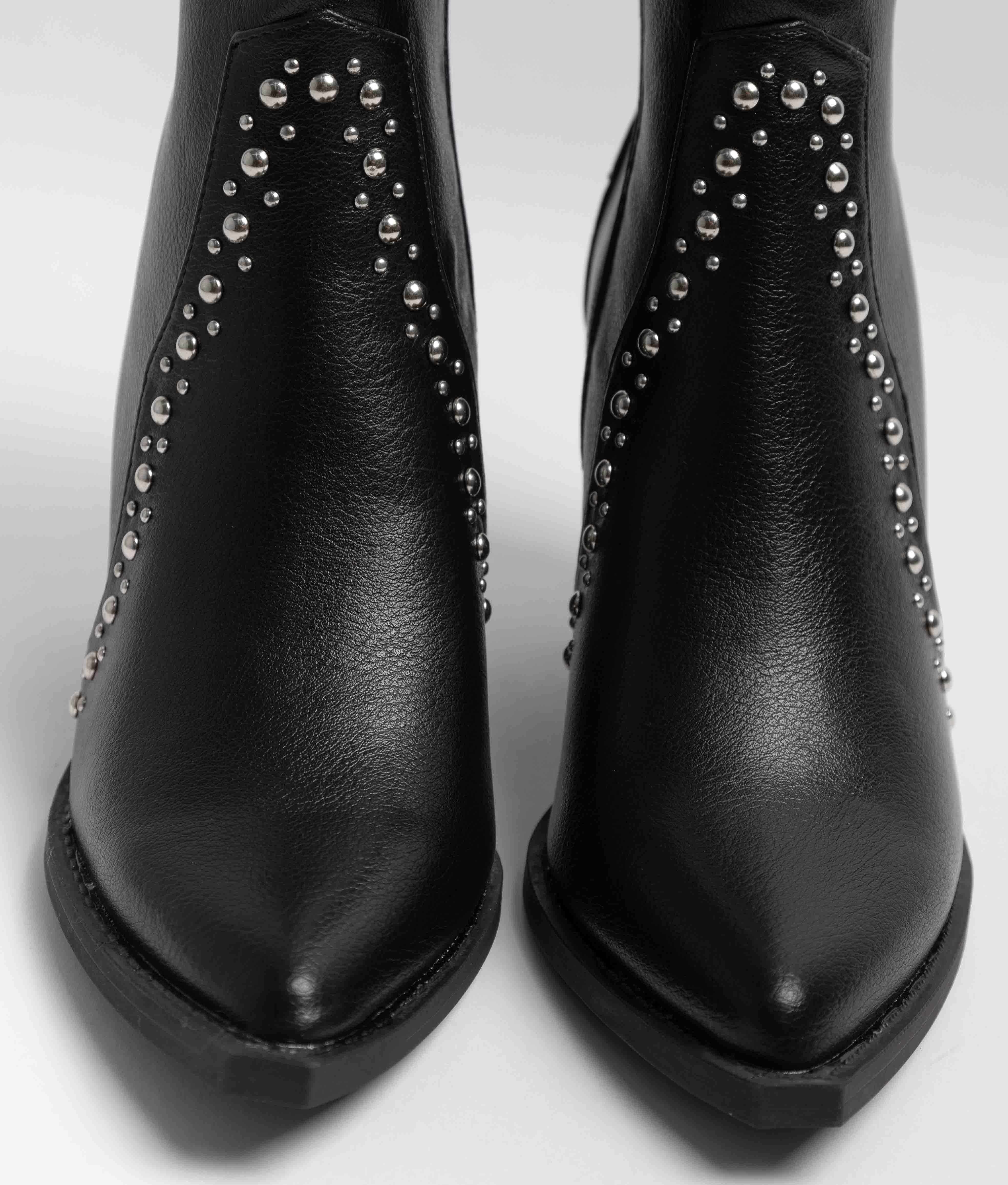 Low Boot Colma - Black