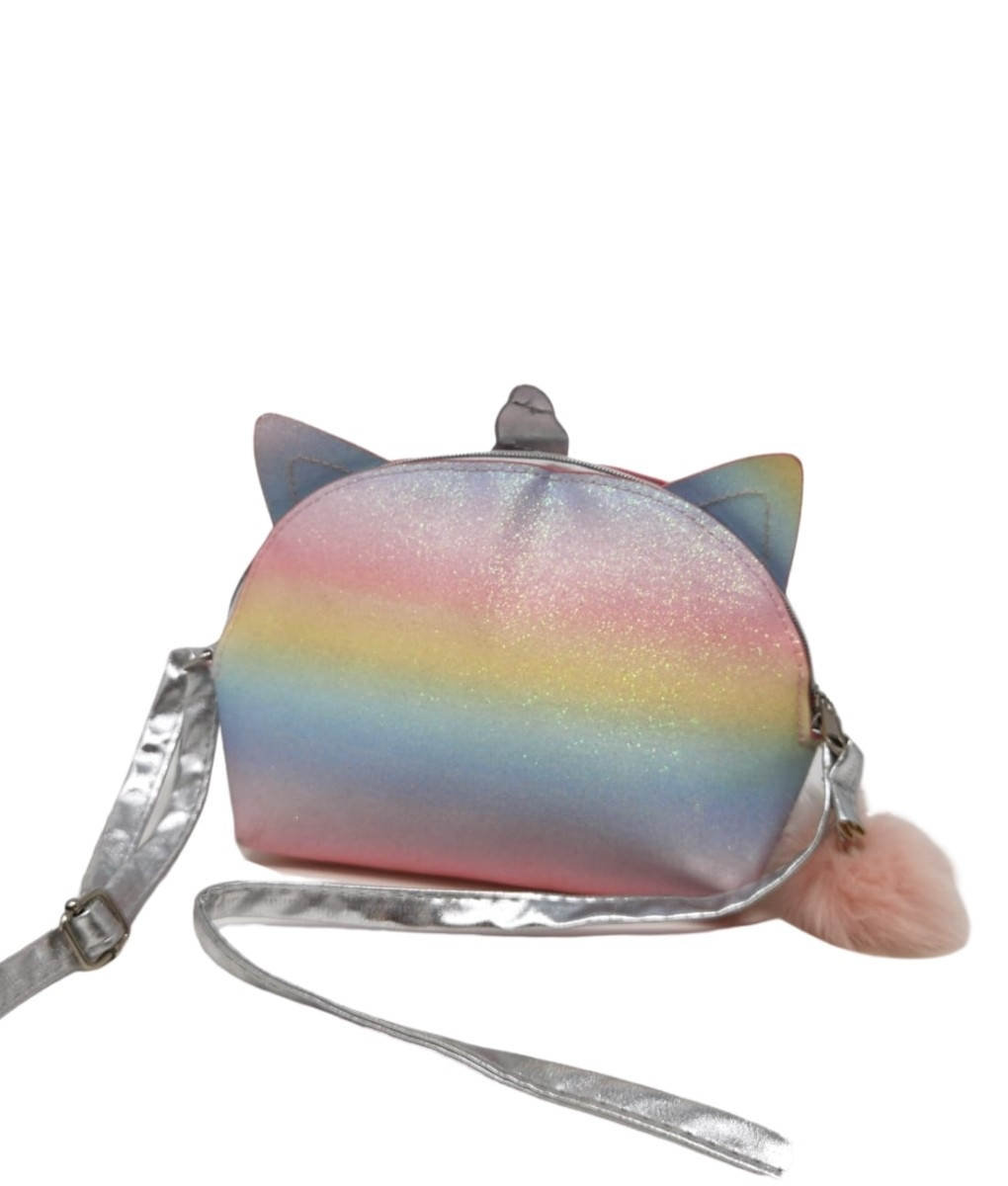 UNICORN CROSSBODY BAG - RAINBOW