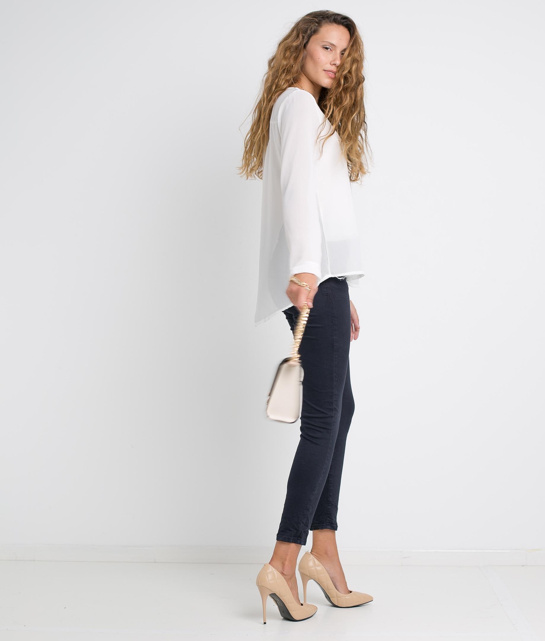 Pantaloni Mainer - Blu Marino