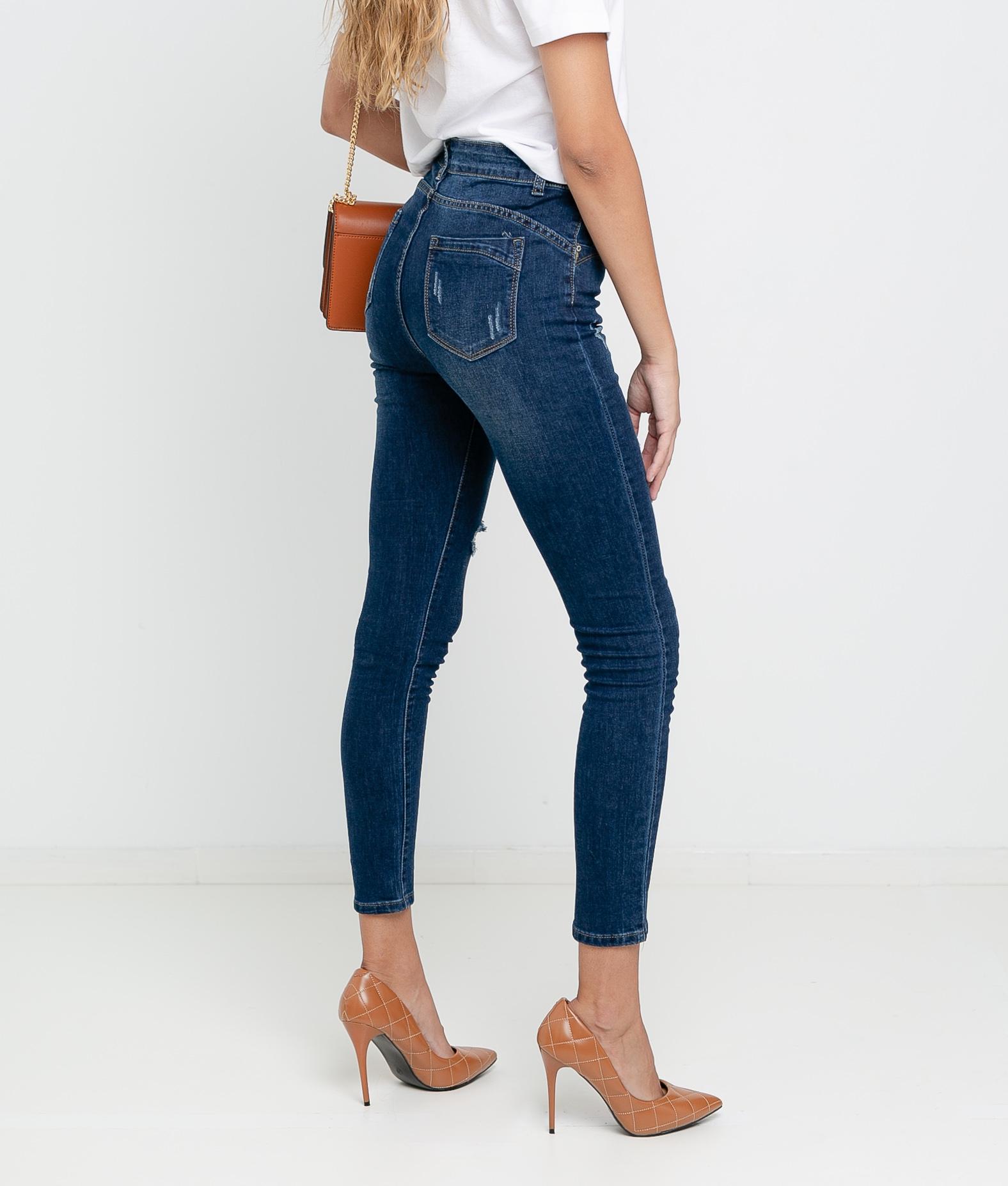 Pantalon Borie - Denim
