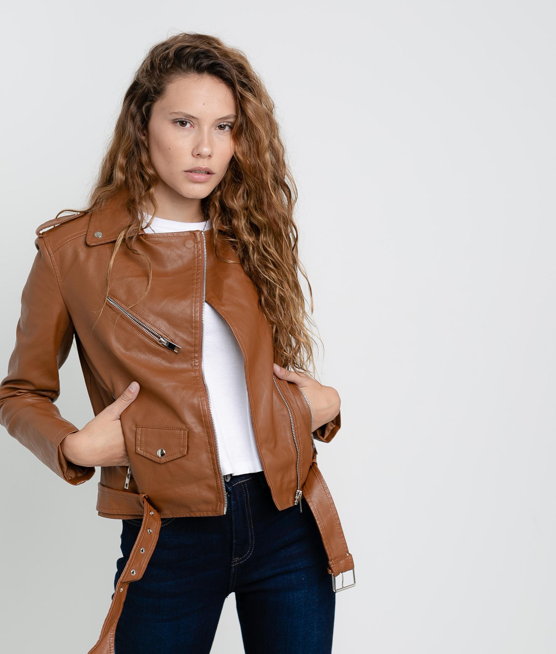 Jacket Corie - Camel