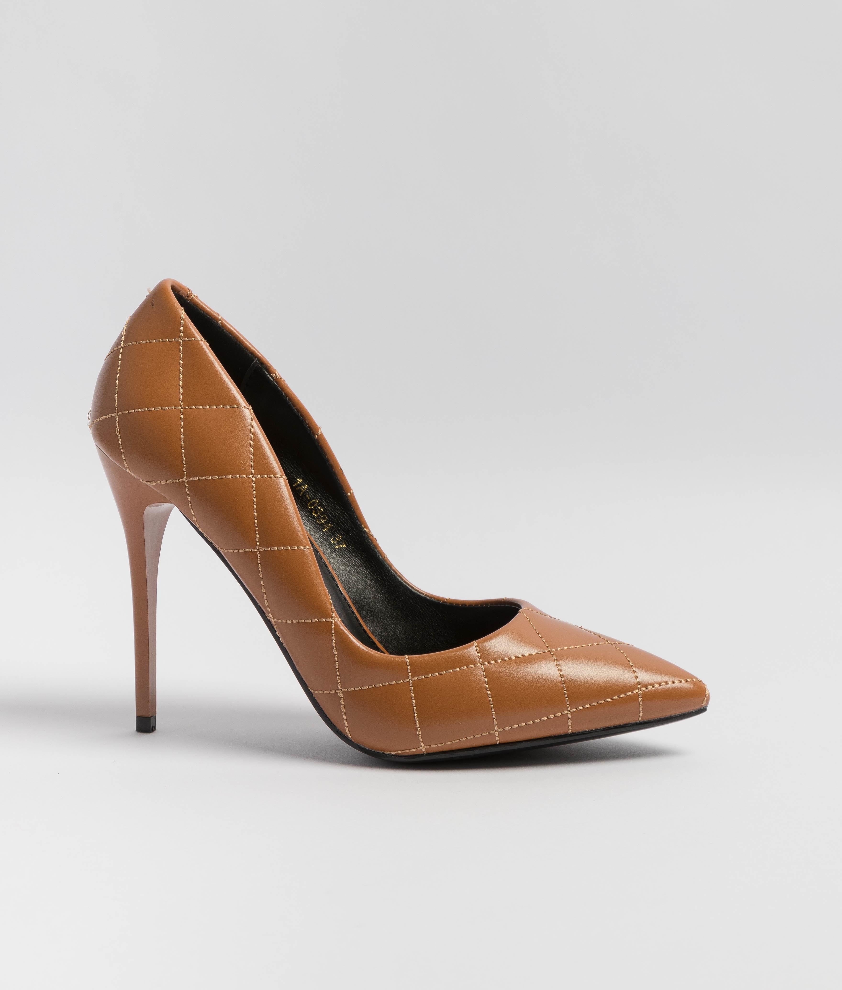Zapato Satira - Camelo