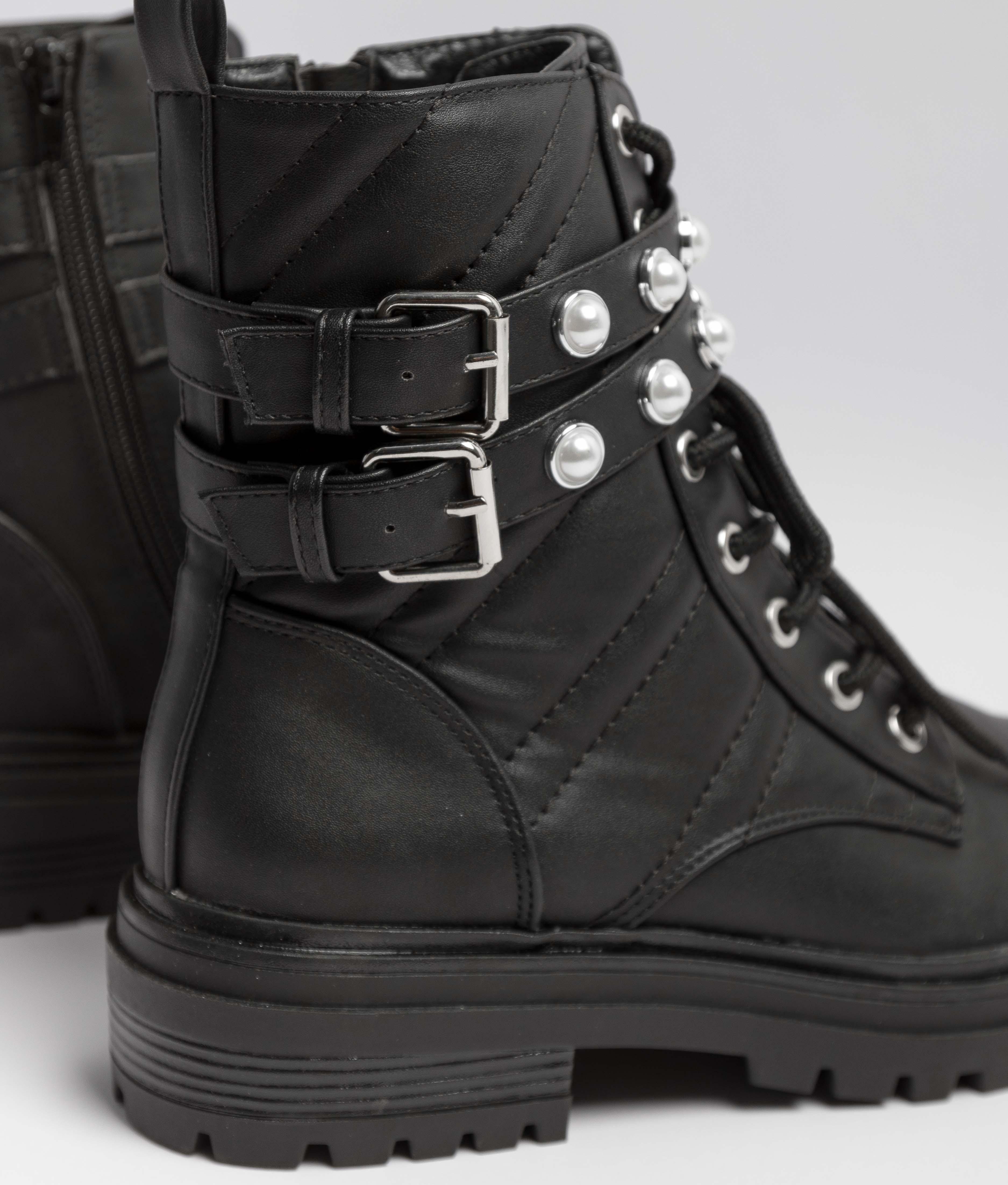 Low Boot Perlan - Black