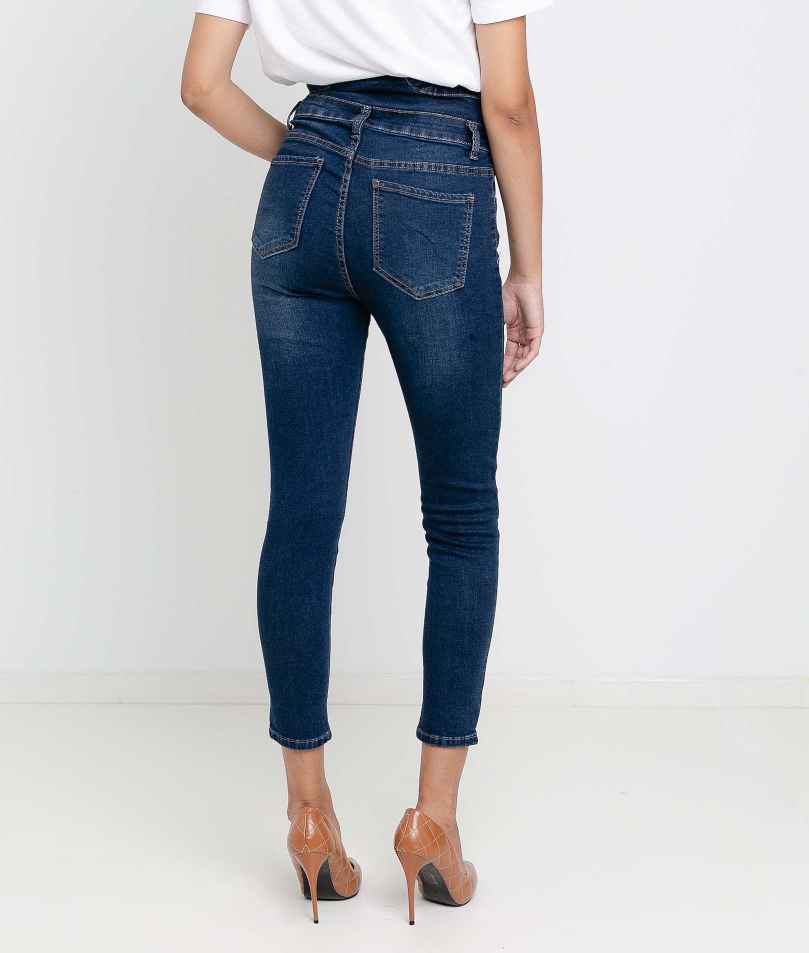 JADER TROUSERS - DENIM