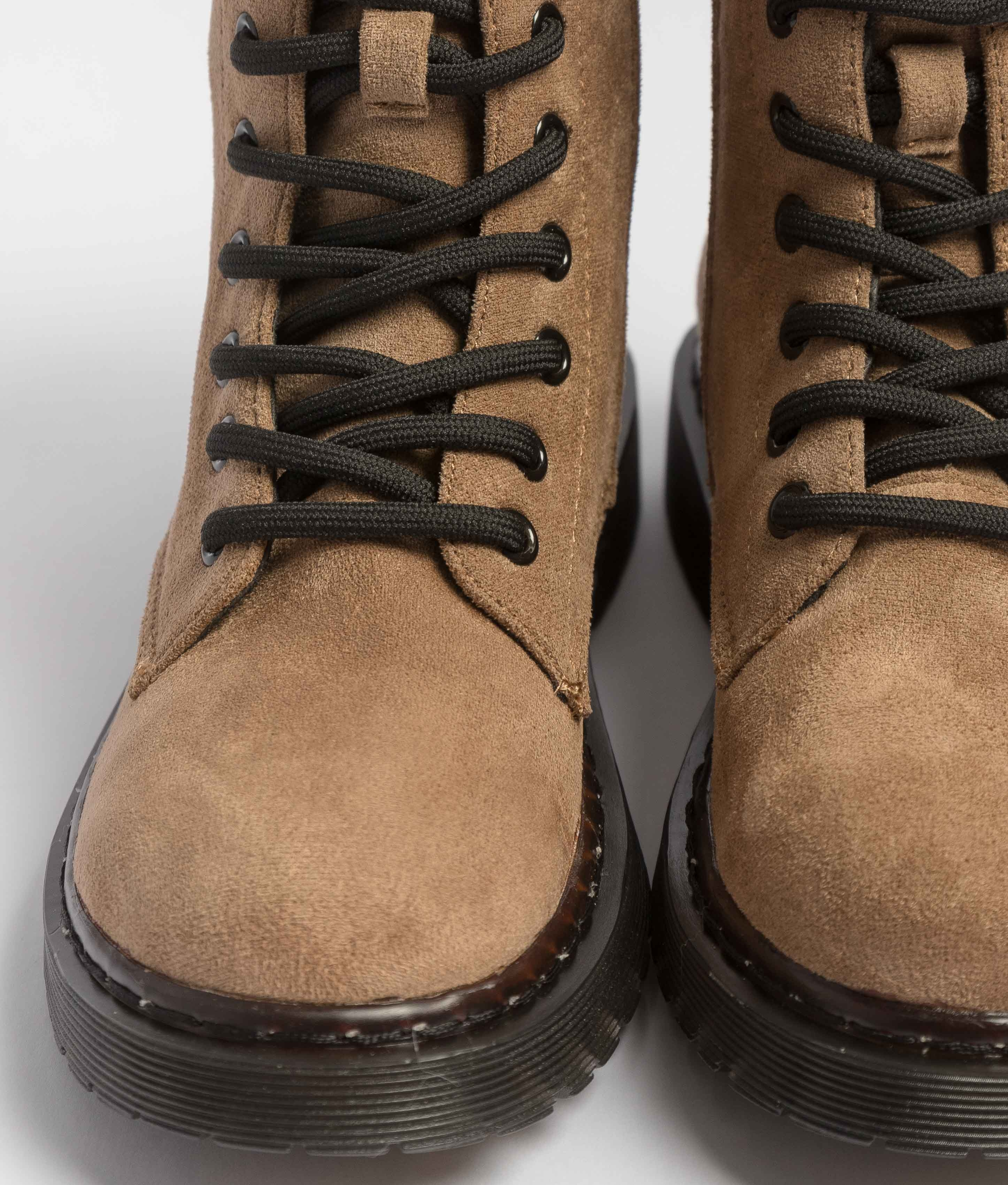 Low Boot Campa - Beige
