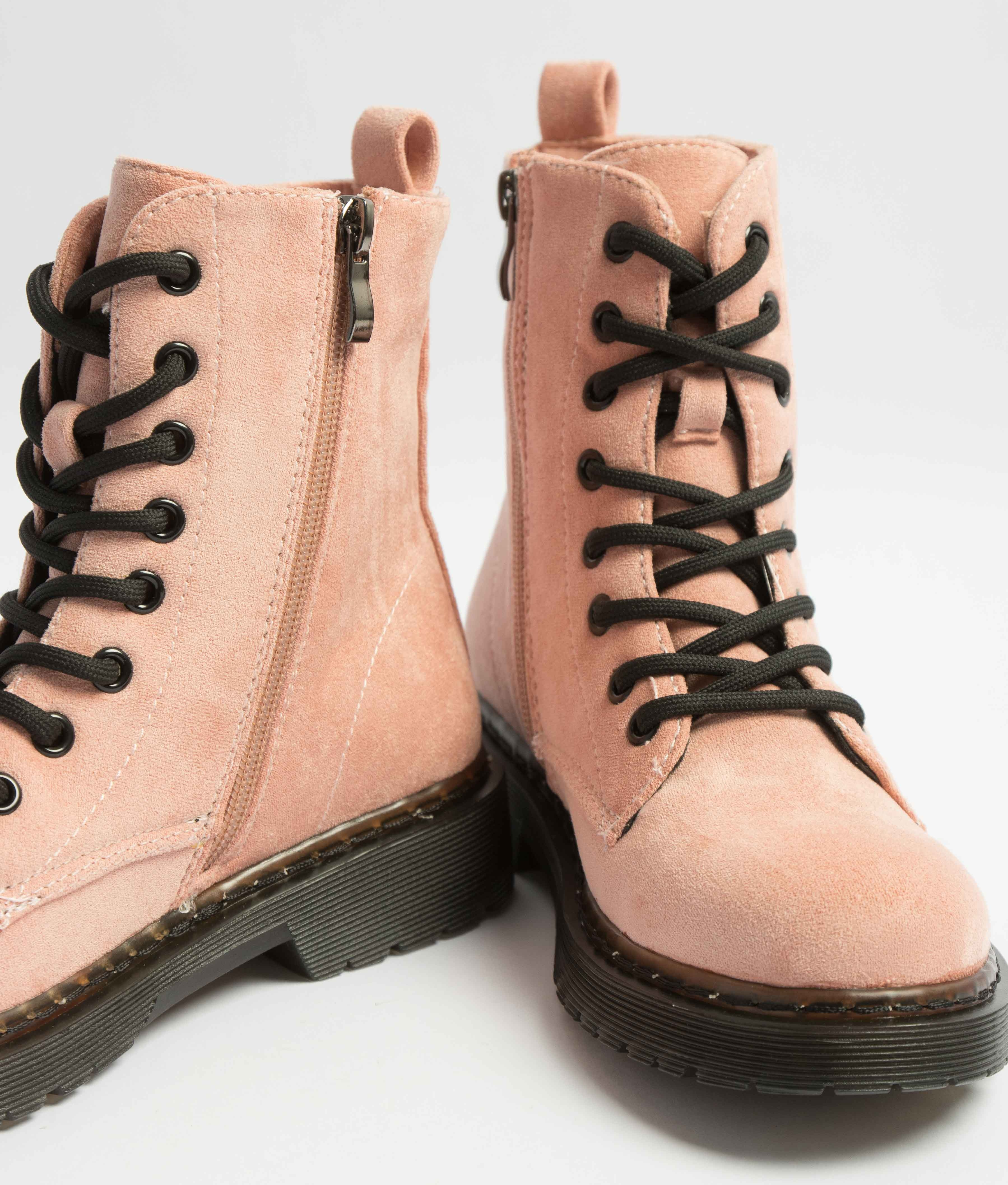 Low Boot Campa - Pink