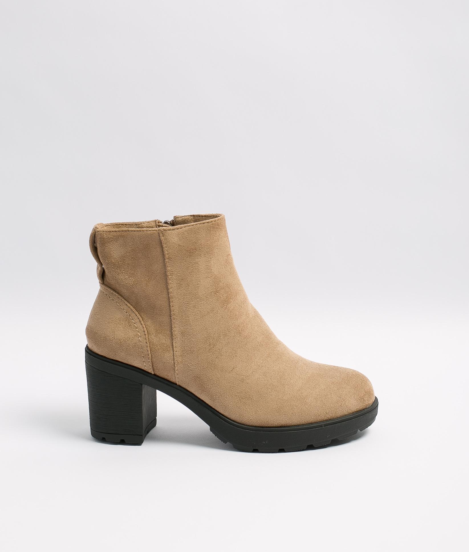 Low Boot Etra - Beige