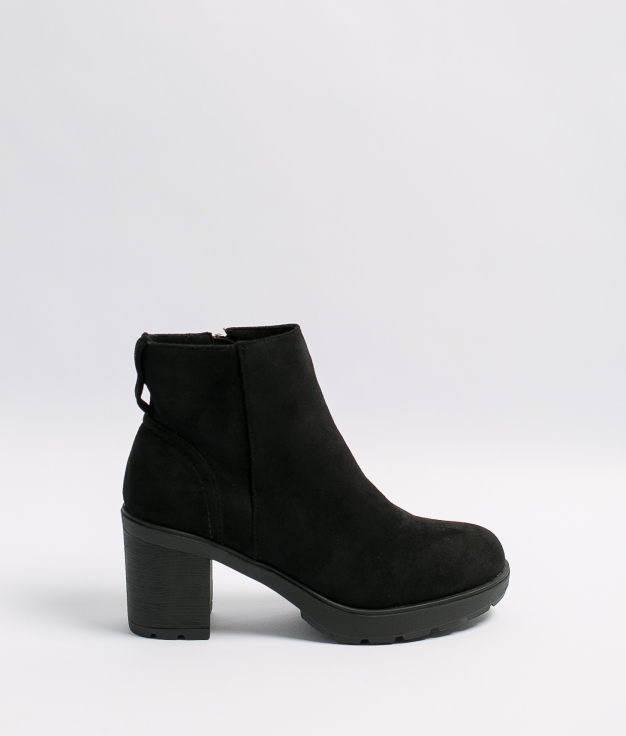 Low Boot Etra - Black