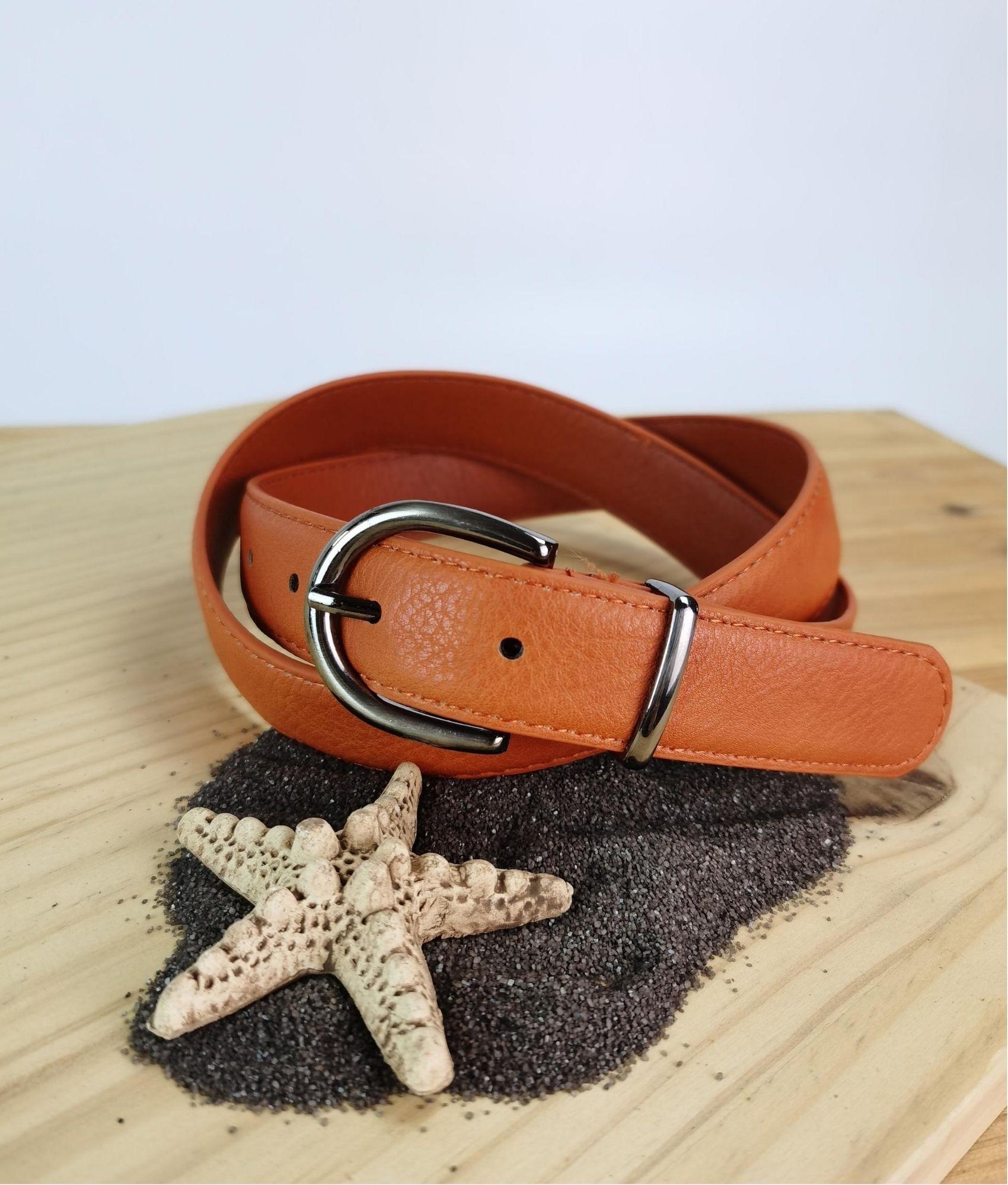 Cinturón Carola - naranja