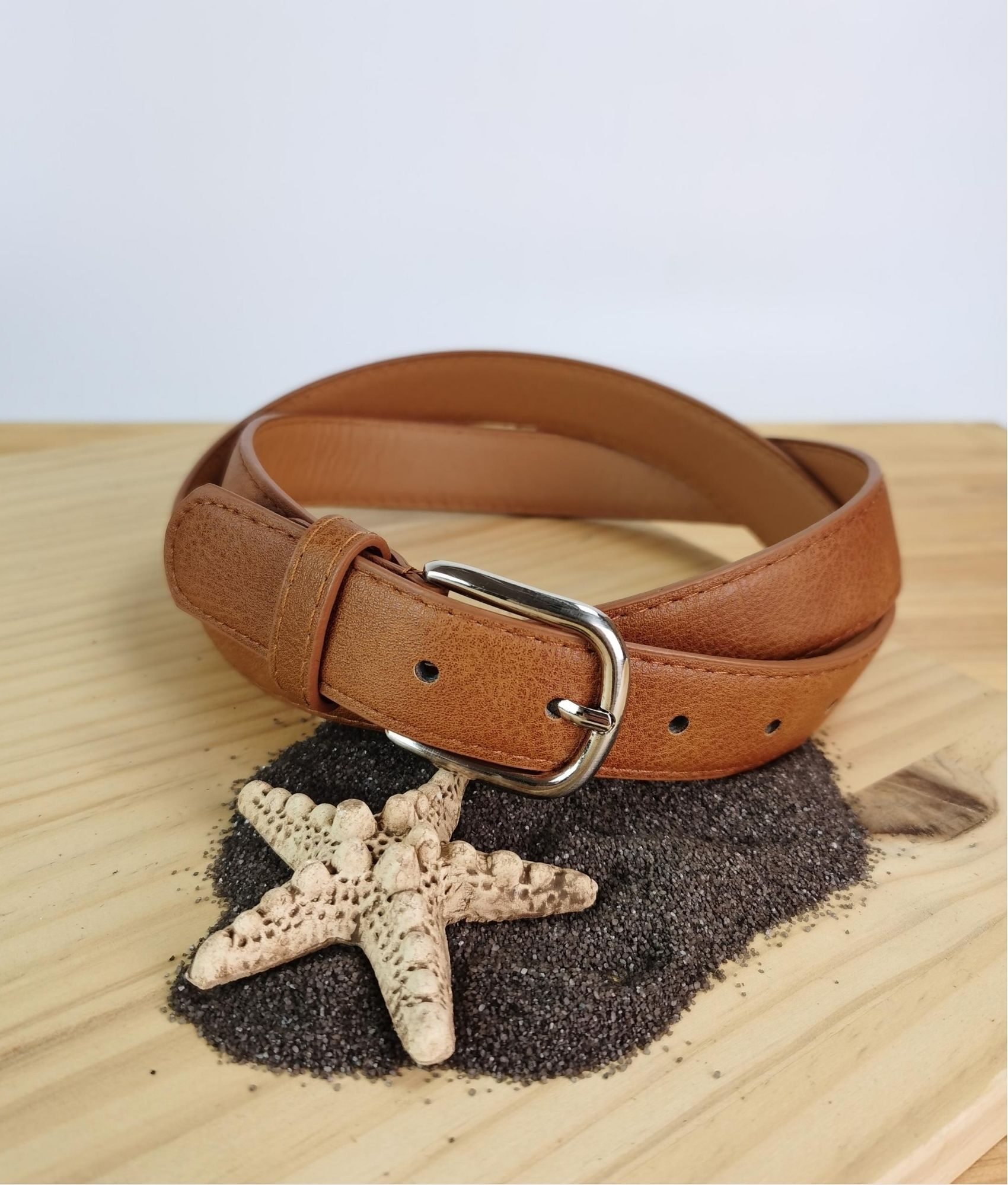 Cinturón Carola - kaky
