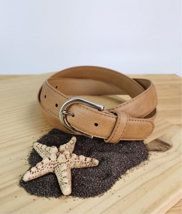 Cinturón Carola - camel
