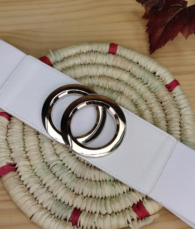 Cinto Martina - branco