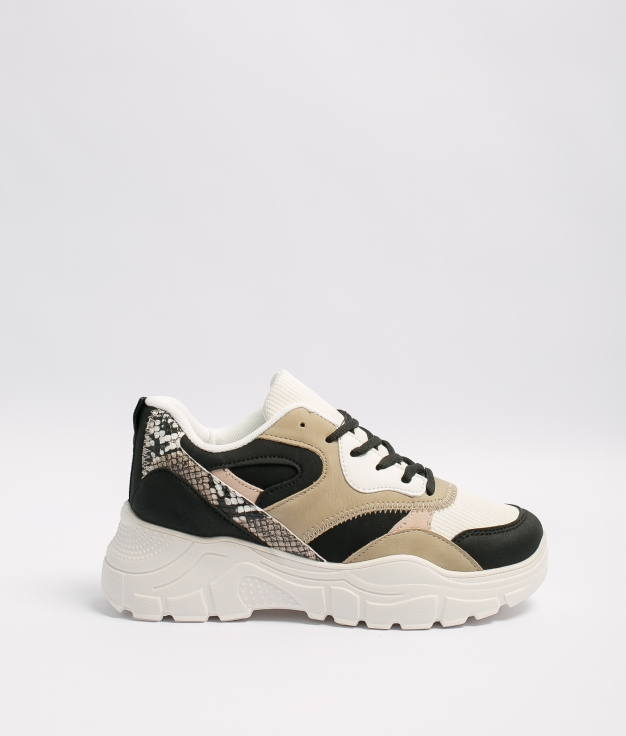 Sneakers Liana - Noir
