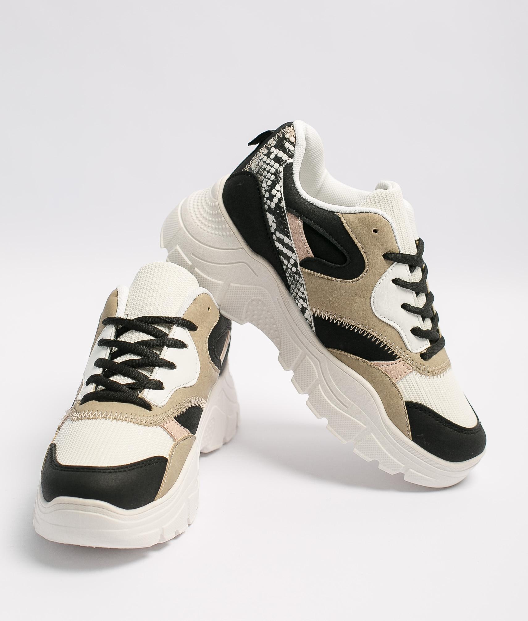 Sneakers Liana - Negro