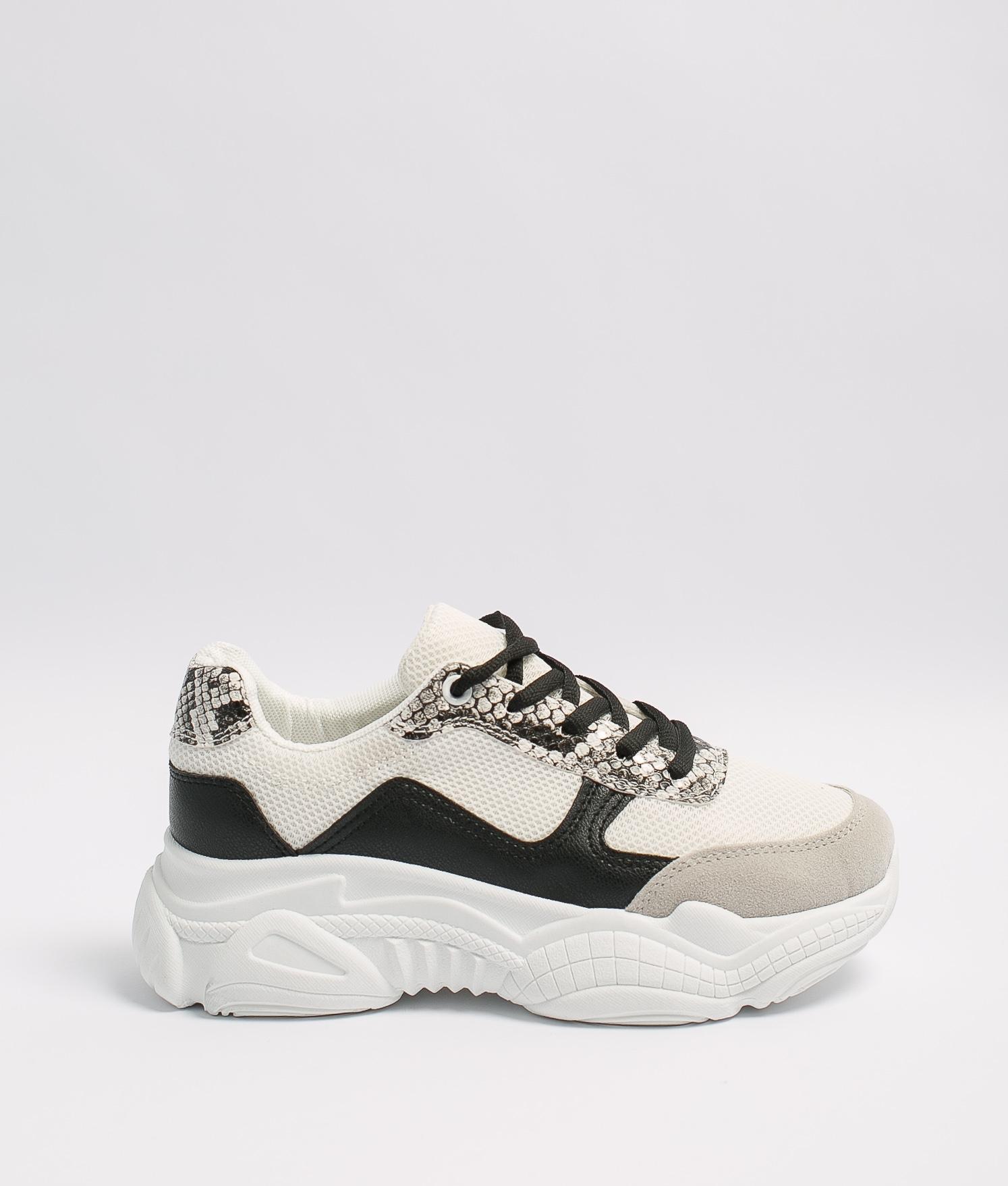 Sneakers Perta - Cinza