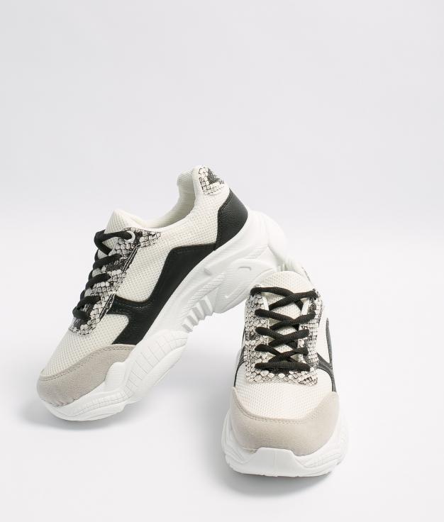 Sneakers Perta - Grigio