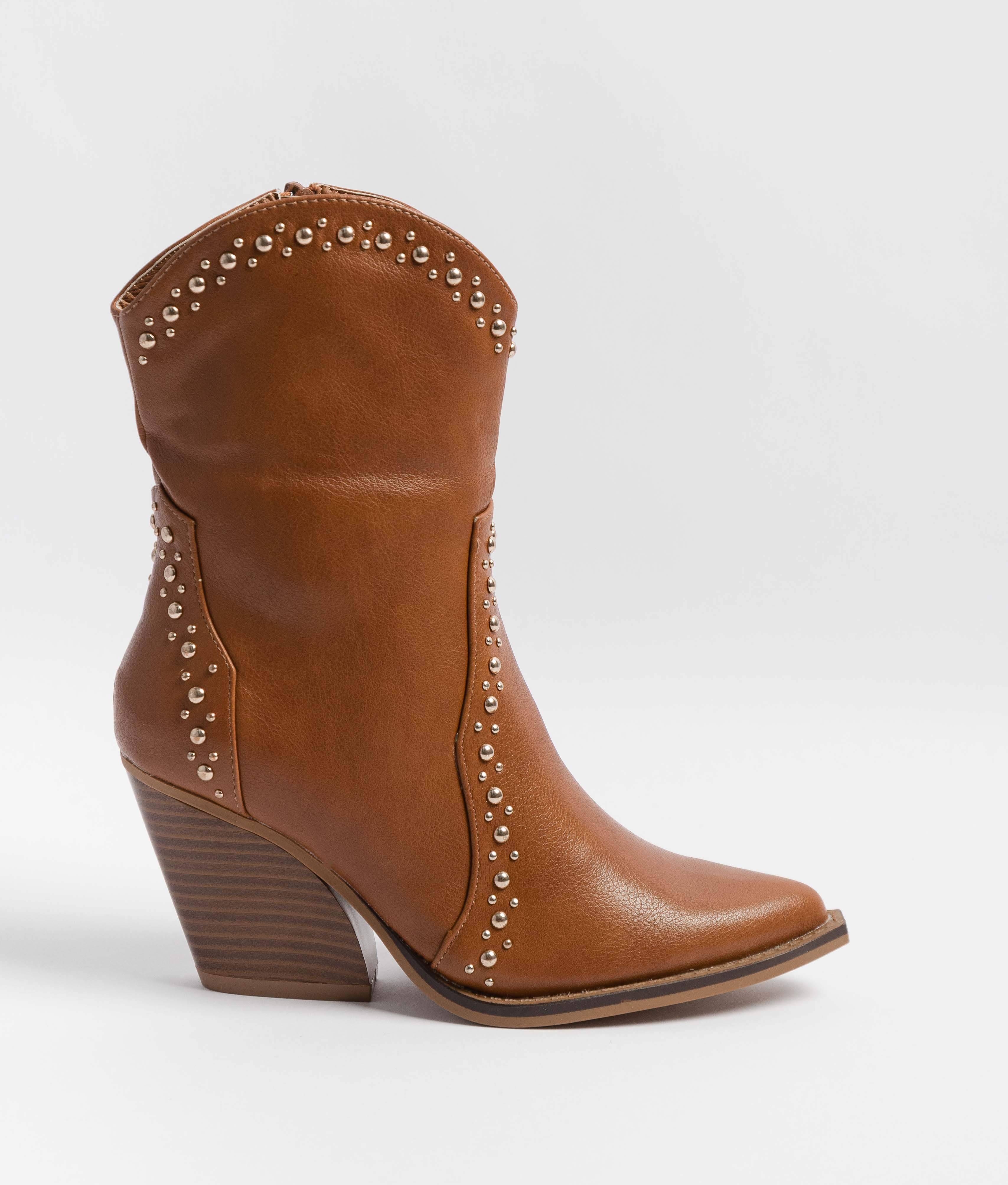 Low Boot Colma - Camel