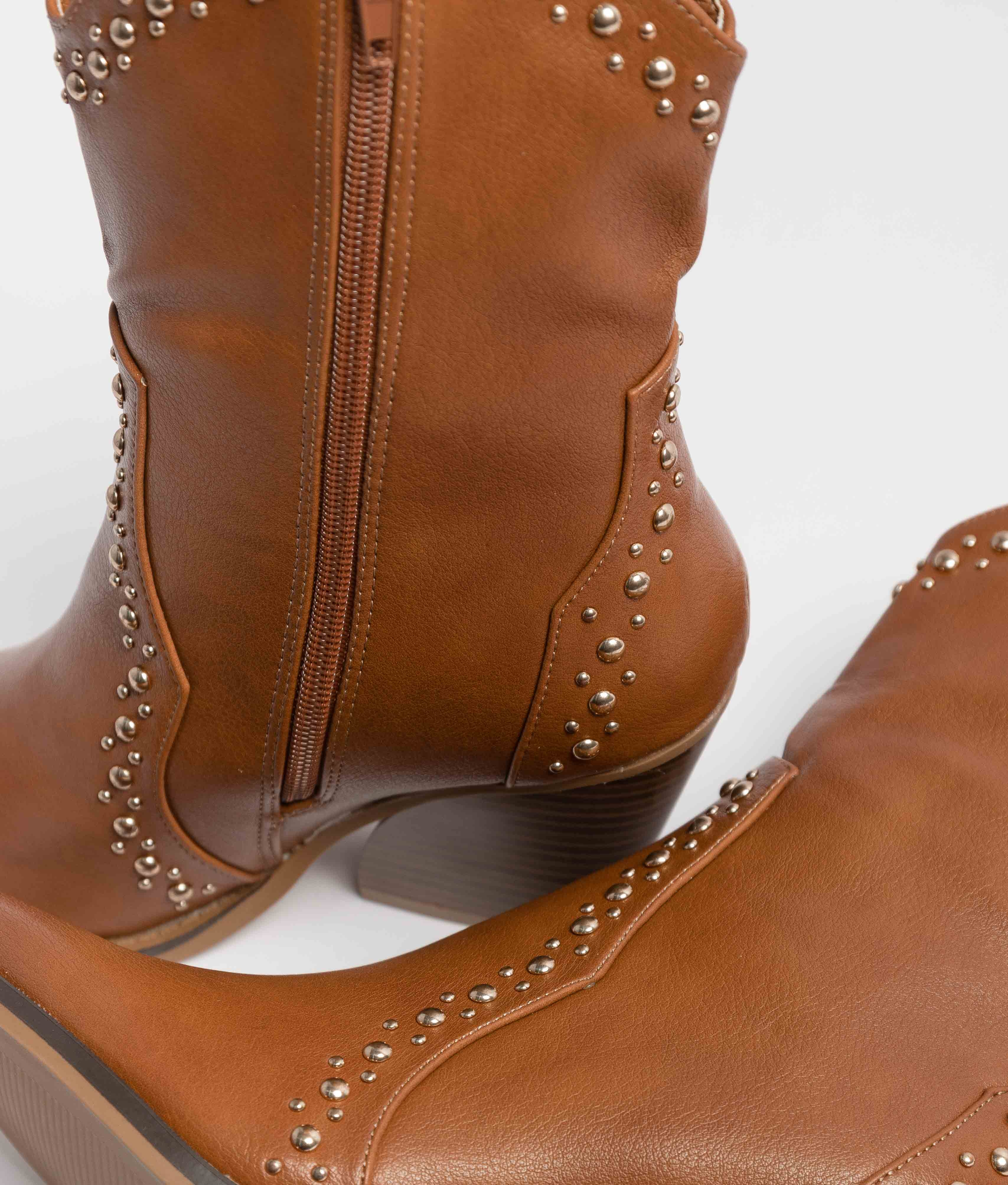 Boot Petite Colma - Chameau