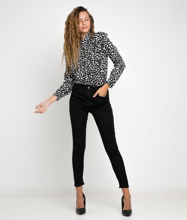 Pantalón Niuca - Negro