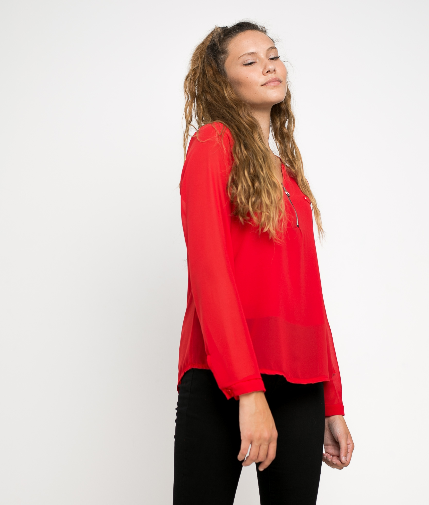 T-shirt Hamjo - Red
