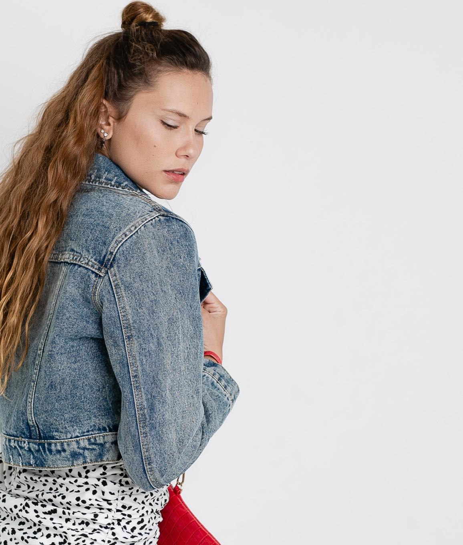 Jacket Gondi - Denim