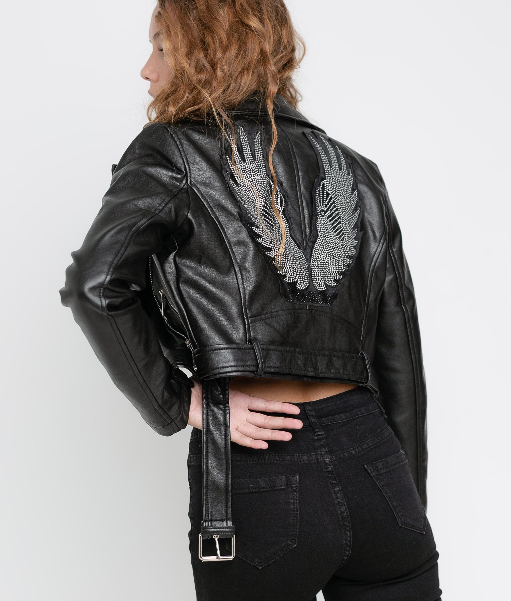 Jacket Folver - Black