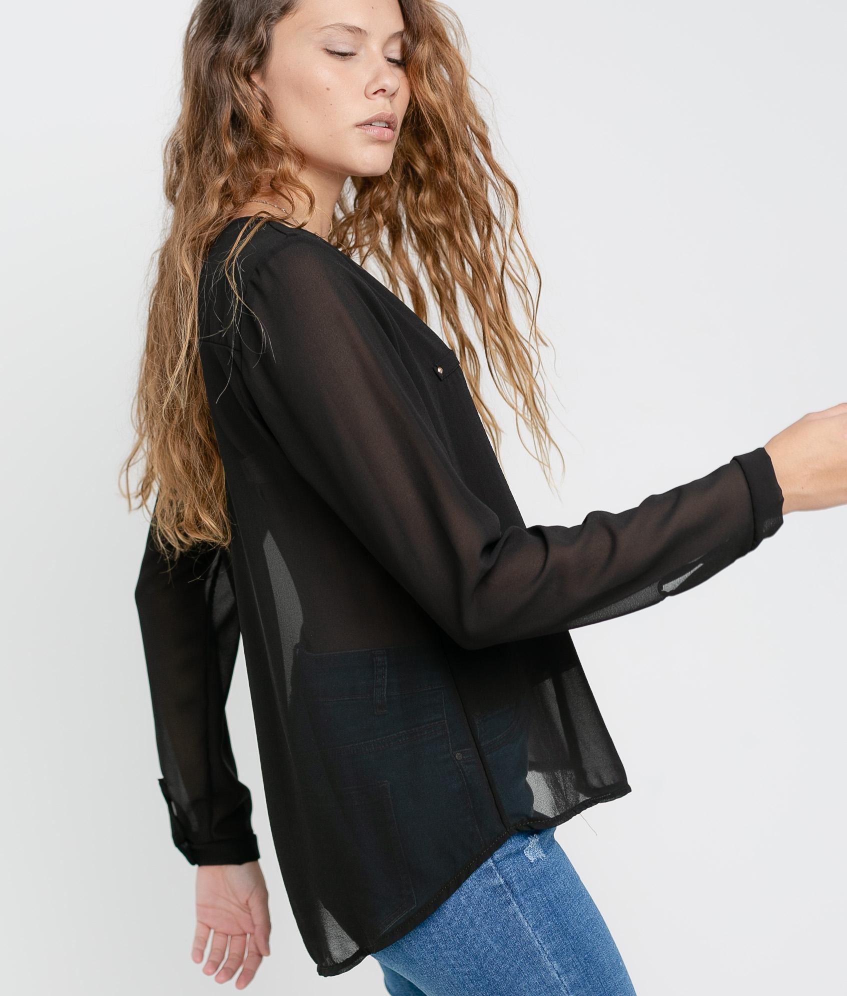 T-shirt Hamjo - Black