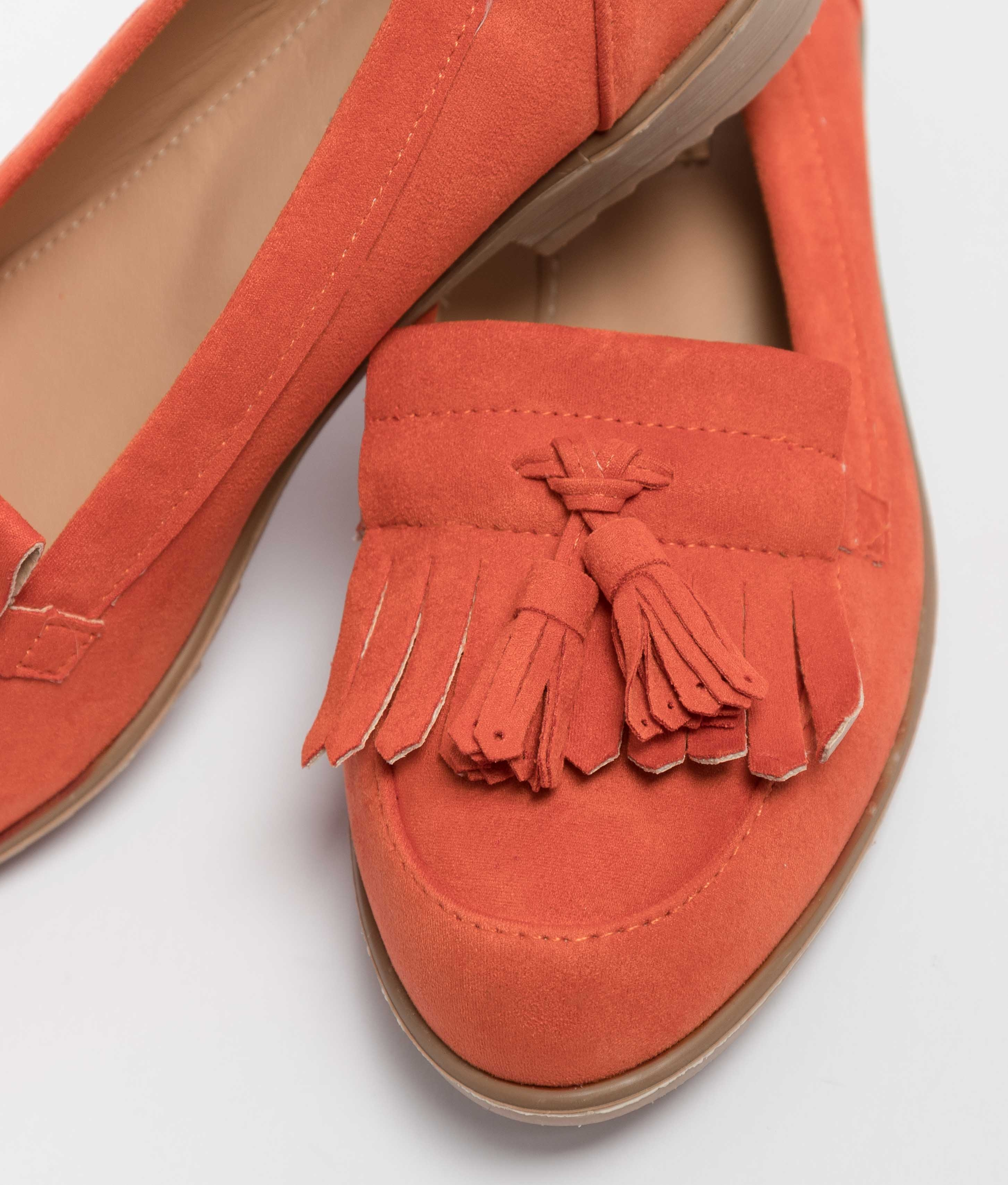 Zapatito Canadiense - Orange