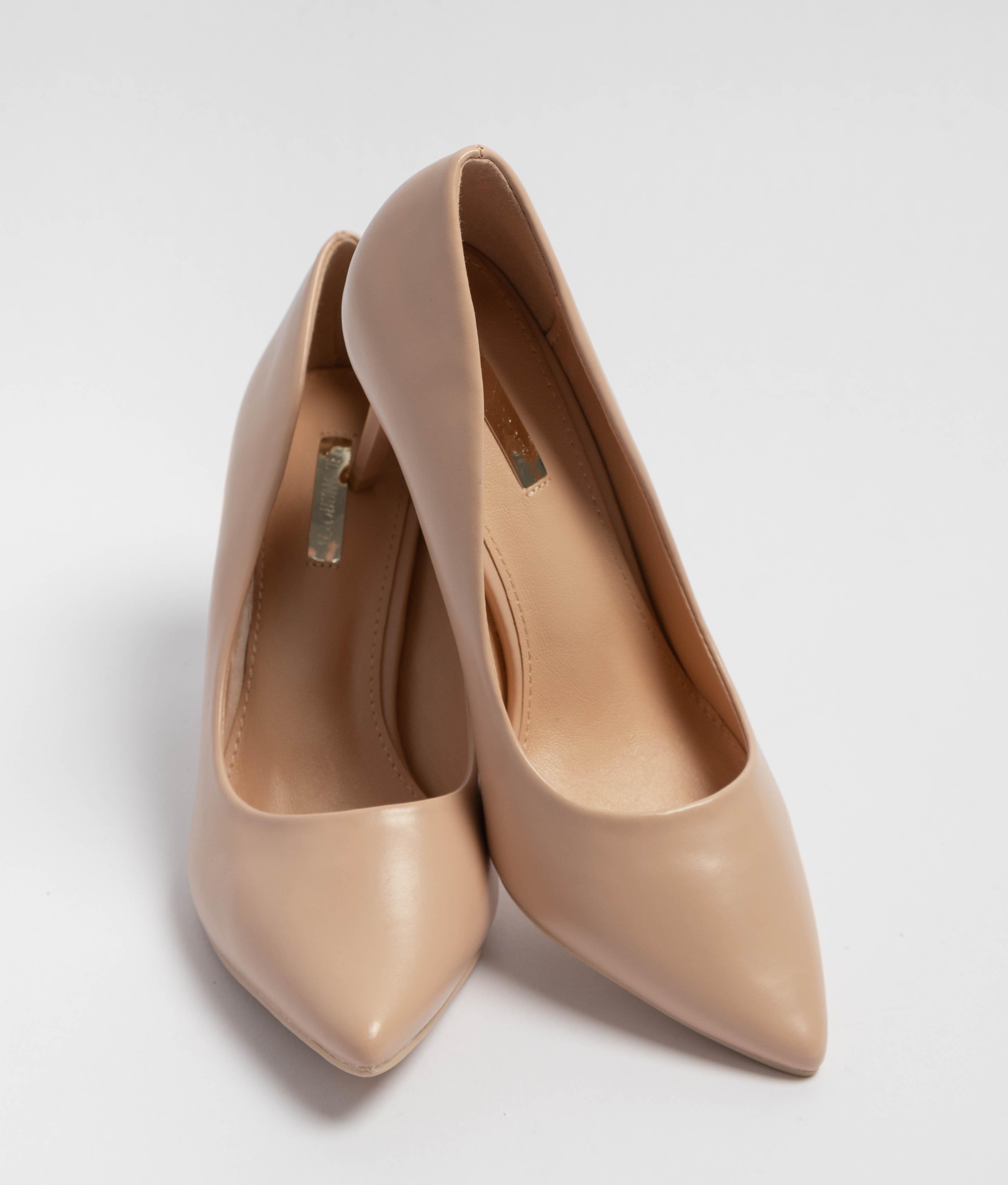 Sapato De Salto Tilda - Rosa