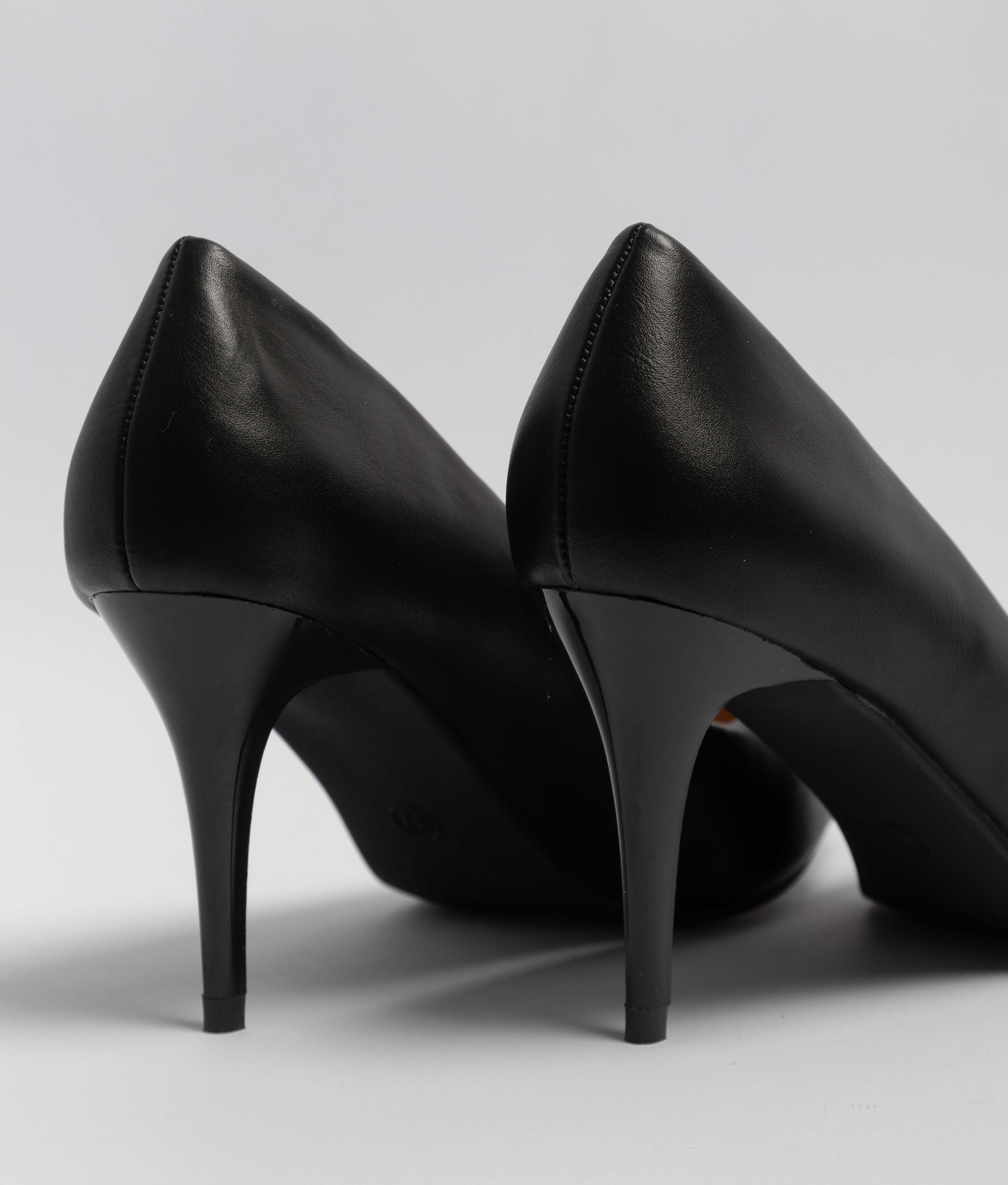 Heels Shoes Tilda - Black