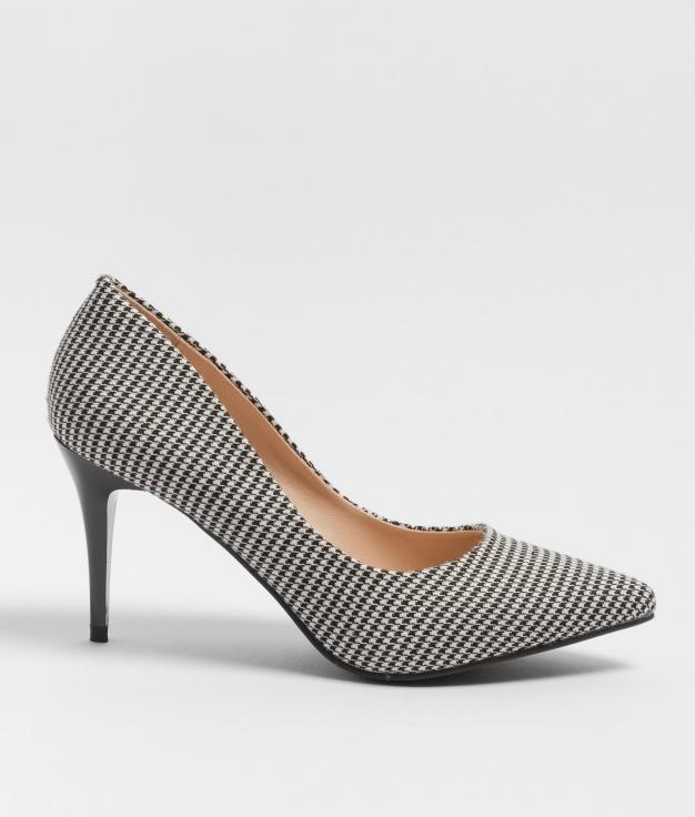 Zapato de tacón Breca - Gris