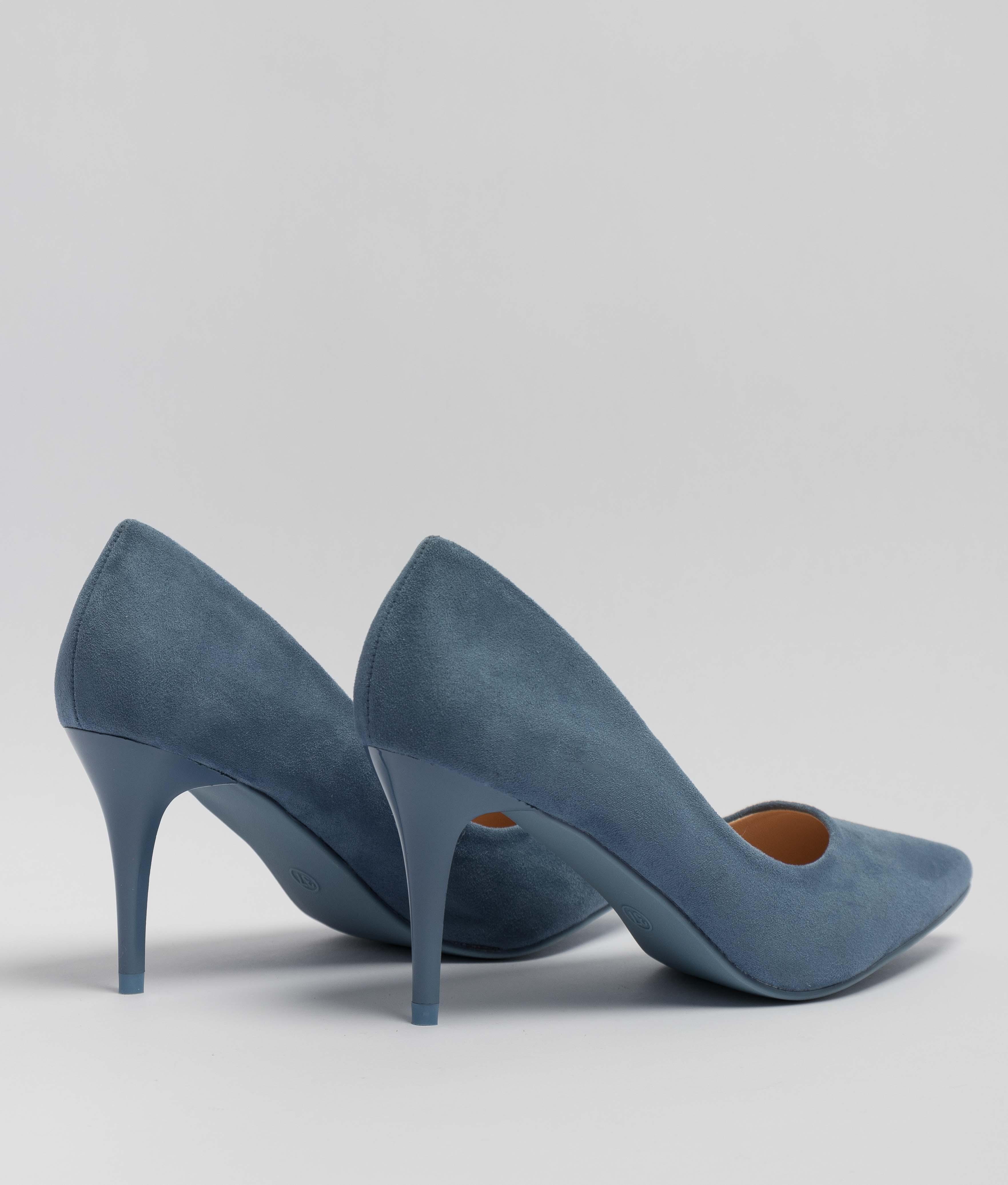Sapato de salto Blua - Azul