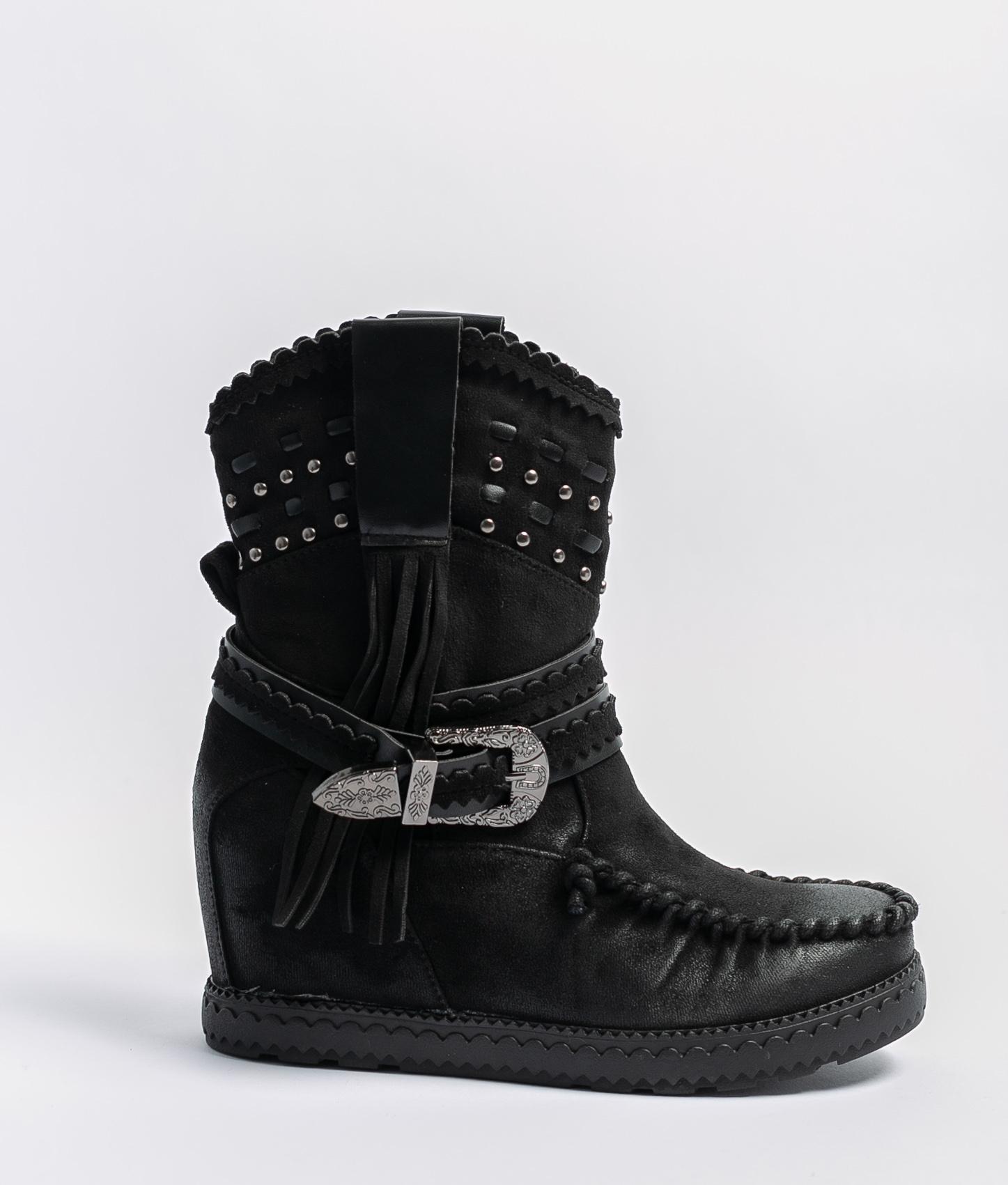 Low Boot Solfi - Black