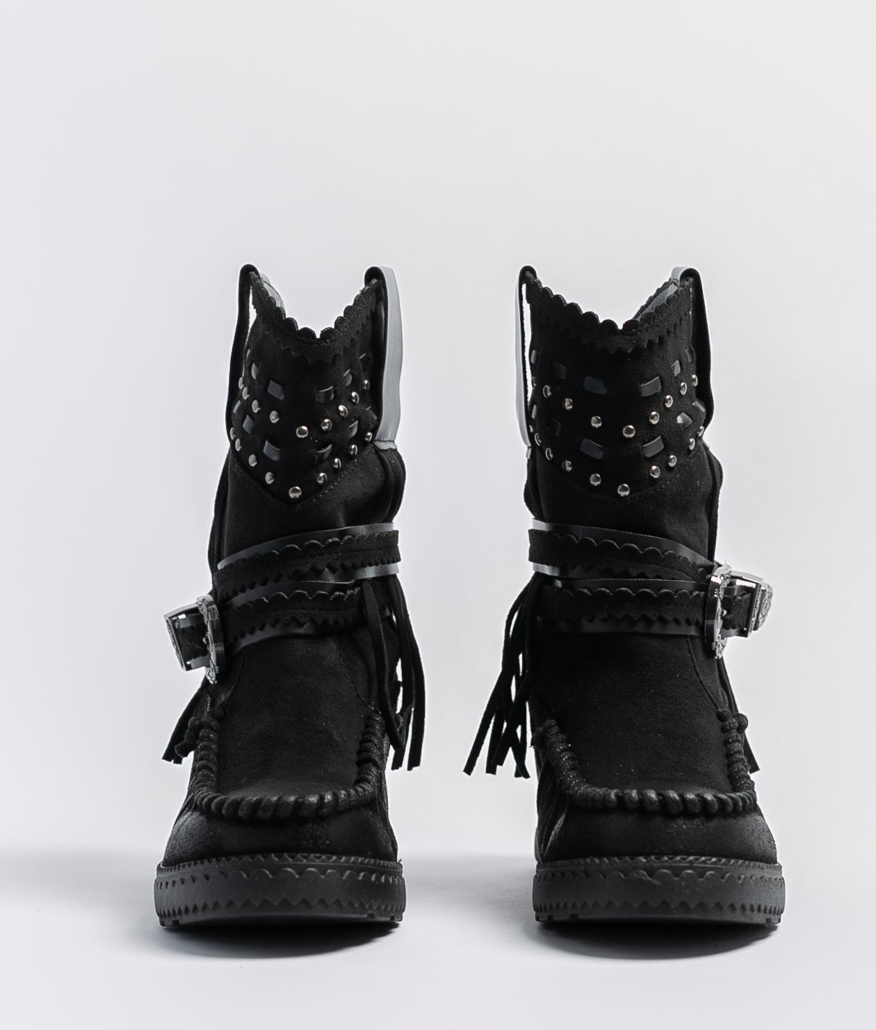 Boot Petite Solfi - Noir
