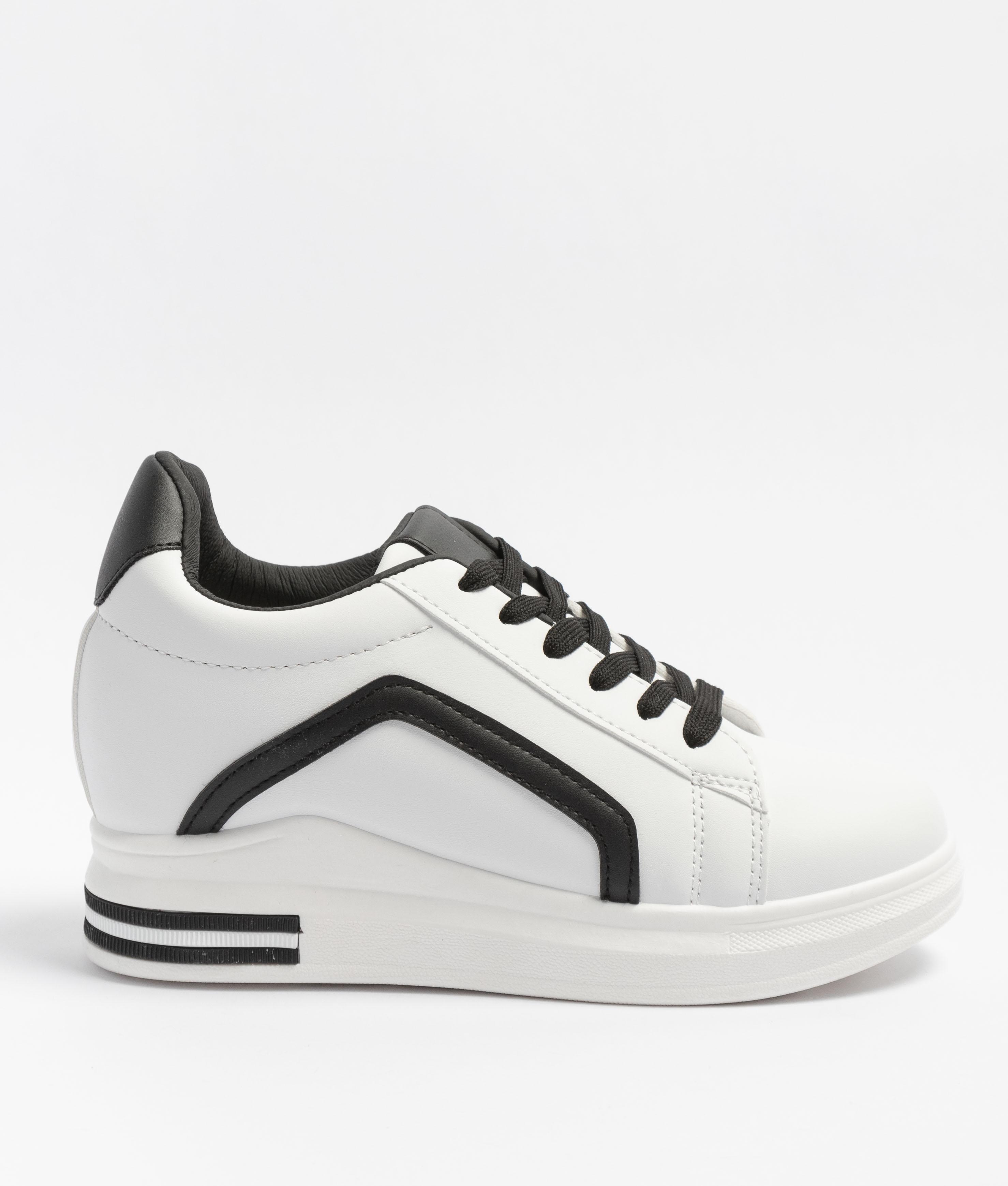Sneakers Estar - Preto