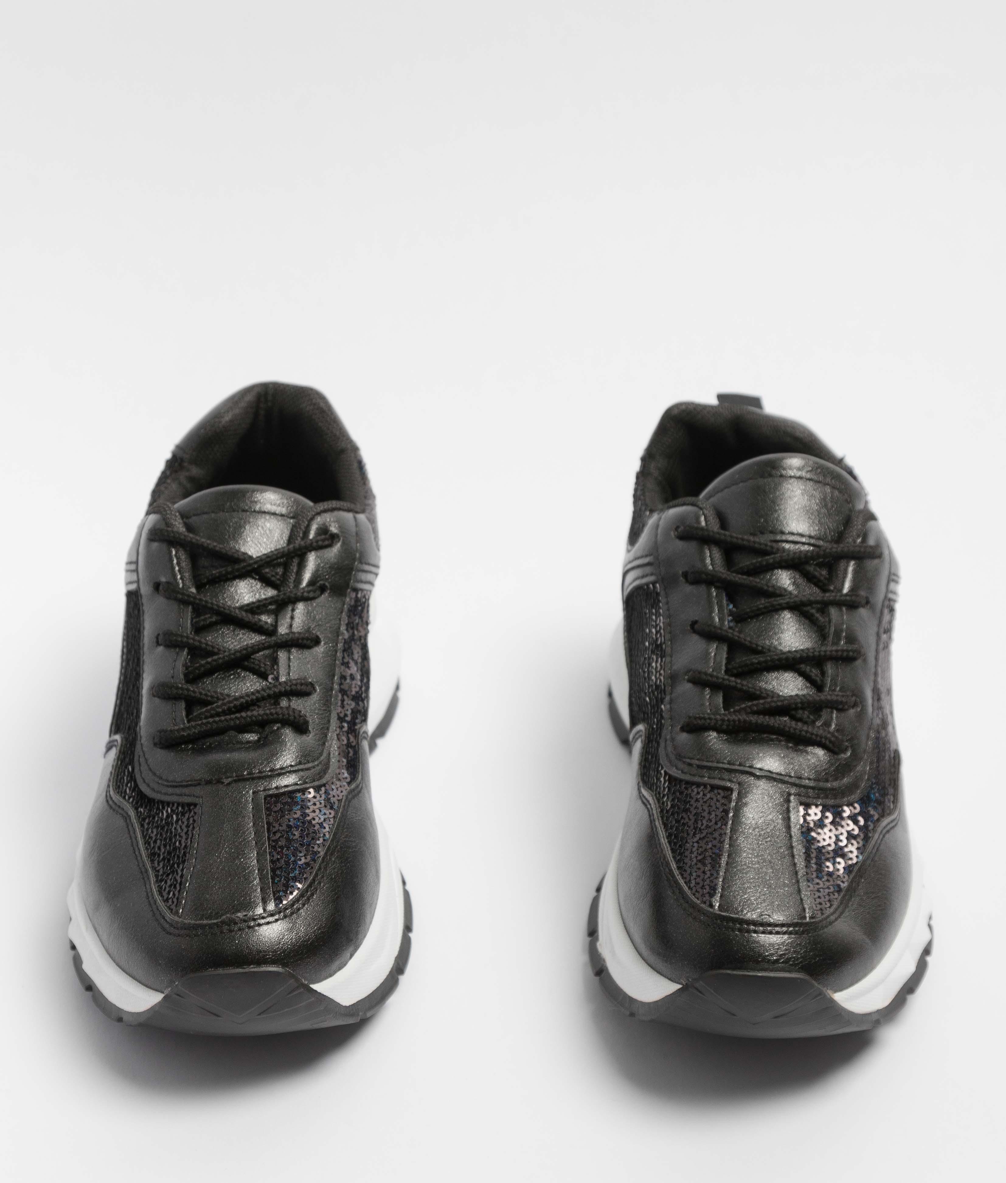 Sneakers Airis - Preto