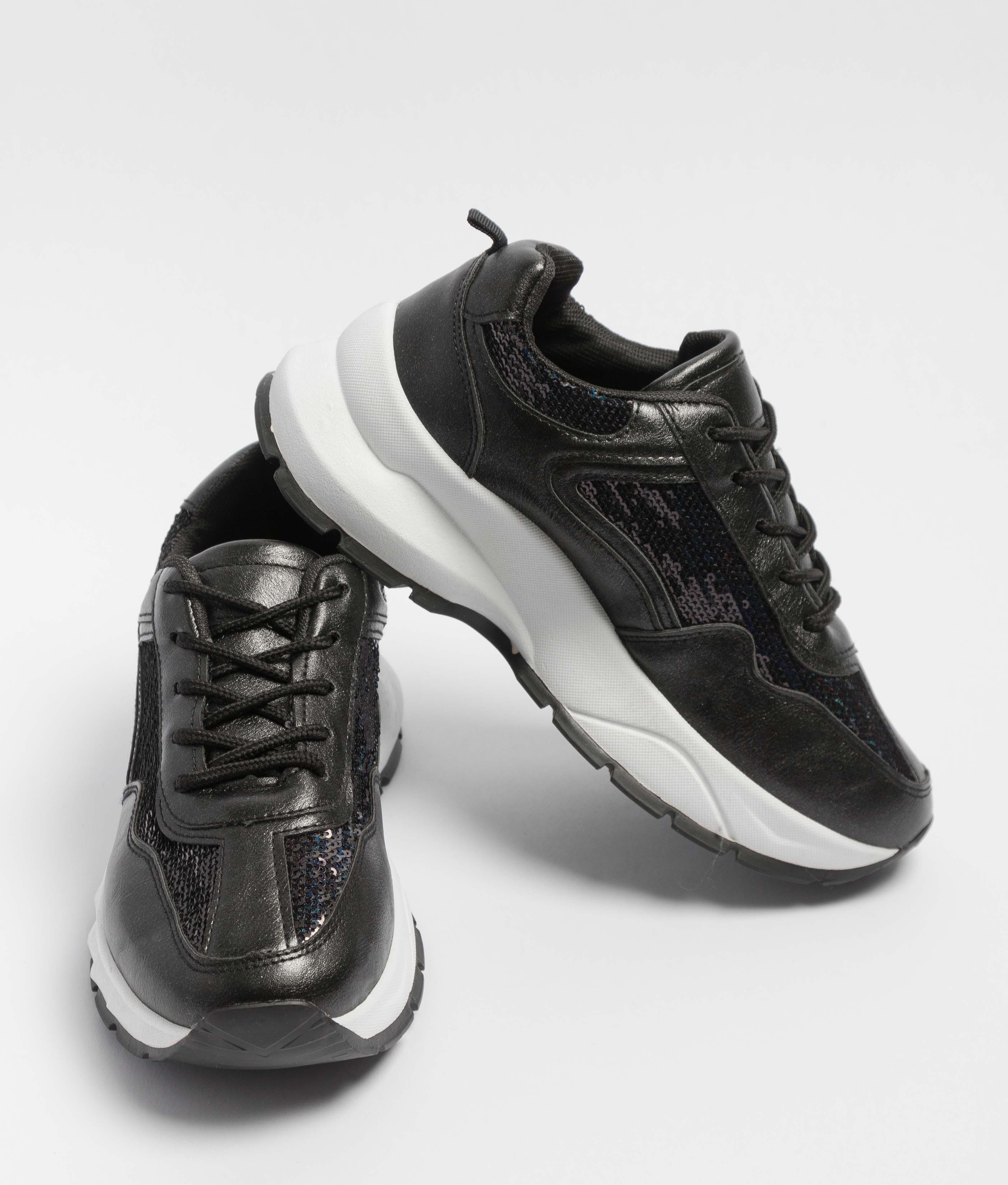 Sneakers Airis - Negro