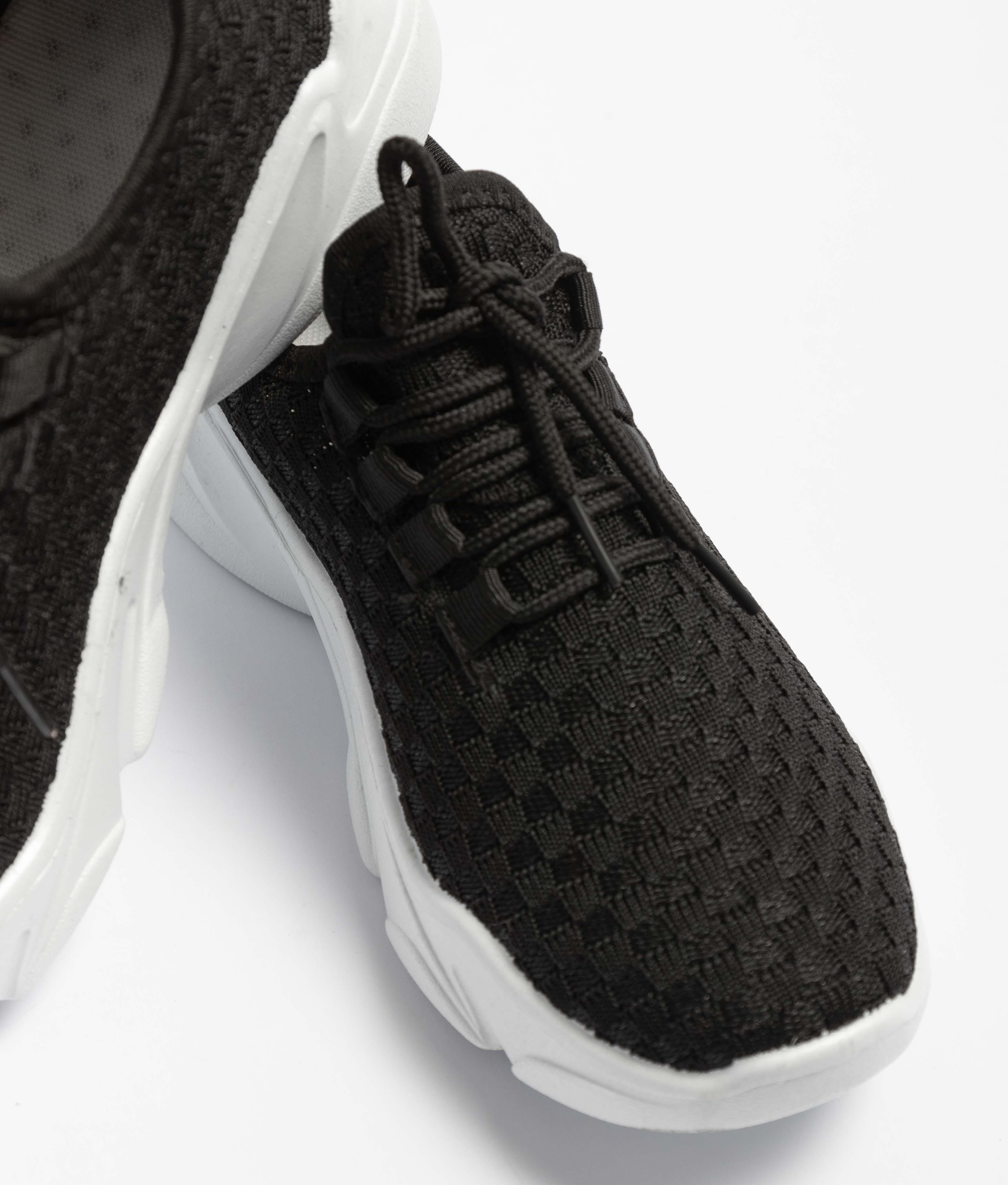 Sneakers Grumpy - Black